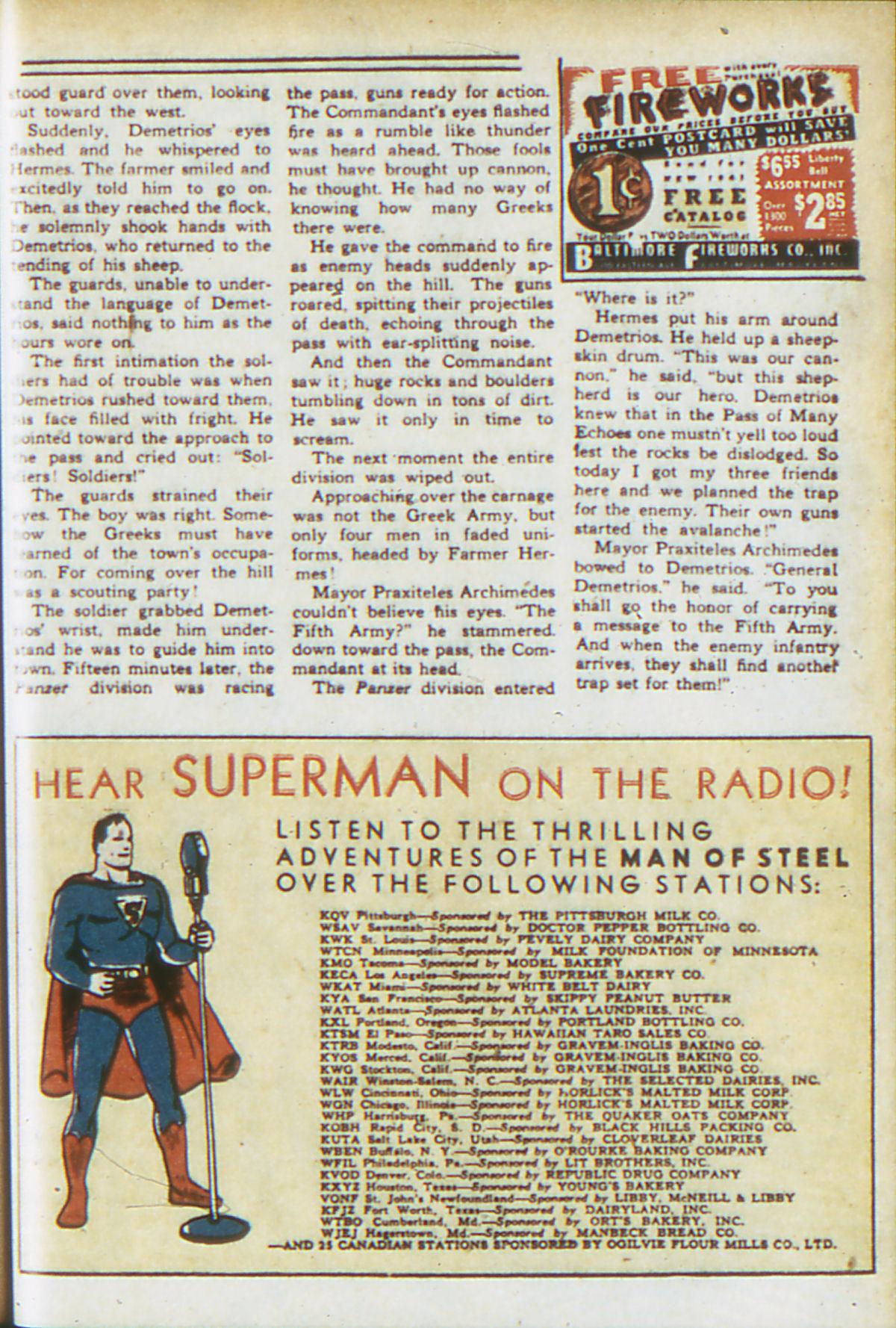 Read online Adventure Comics (1938) comic -  Issue #64 - 56