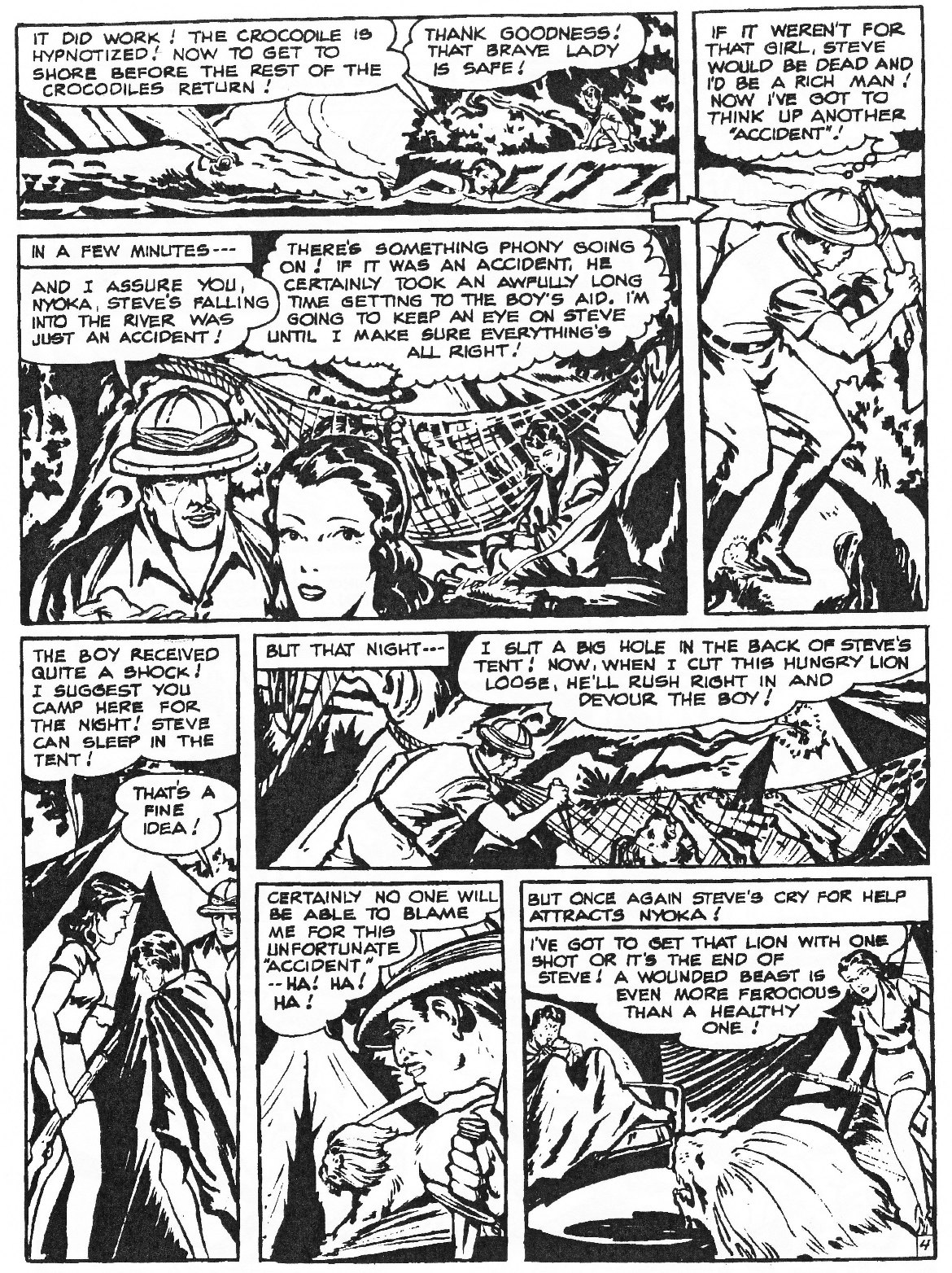 Read online Men of Mystery Comics comic -  Issue #81 - 222
