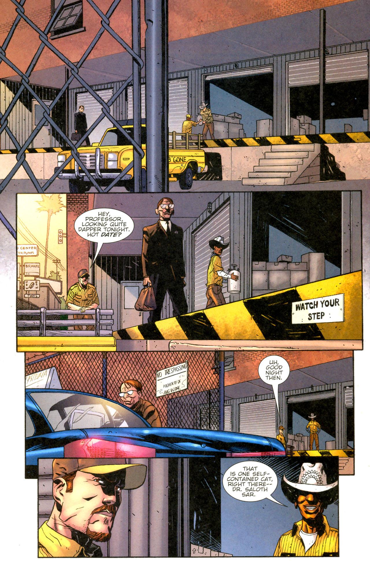 Read online The Exterminators comic -  Issue #11 - 7