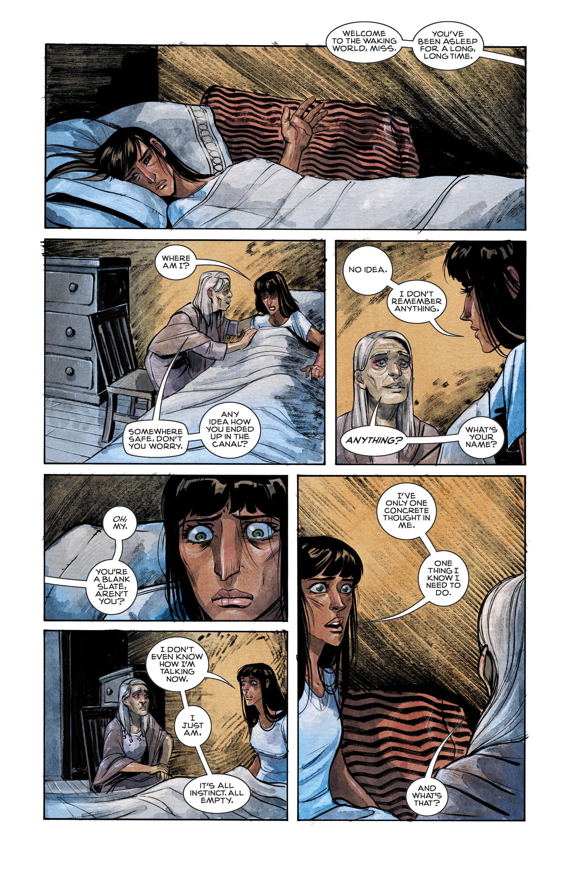 Read online Shutter comic -  Issue #12 - 24