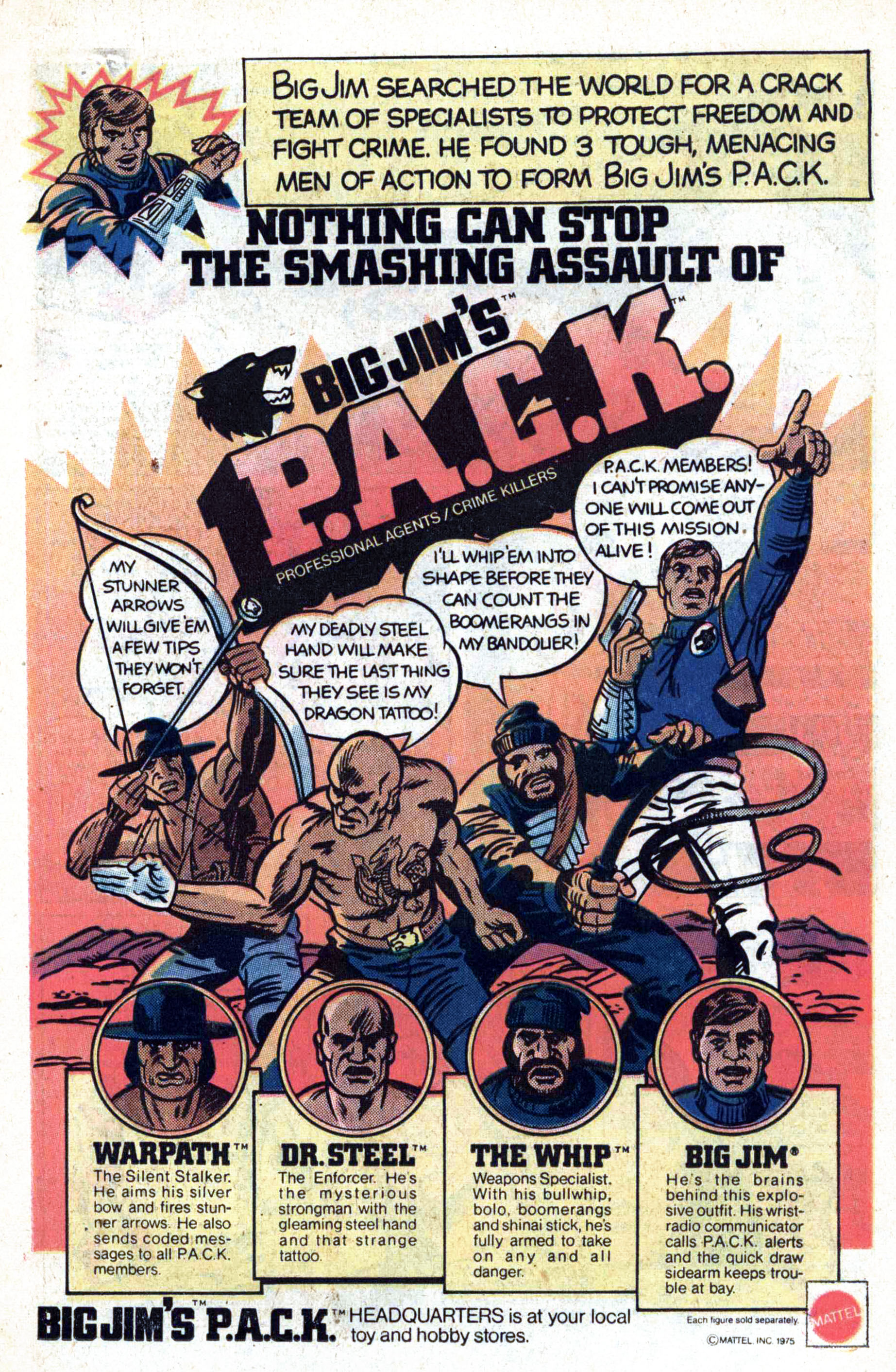 Read online Amazing Adventures (1970) comic -  Issue #34 - 11