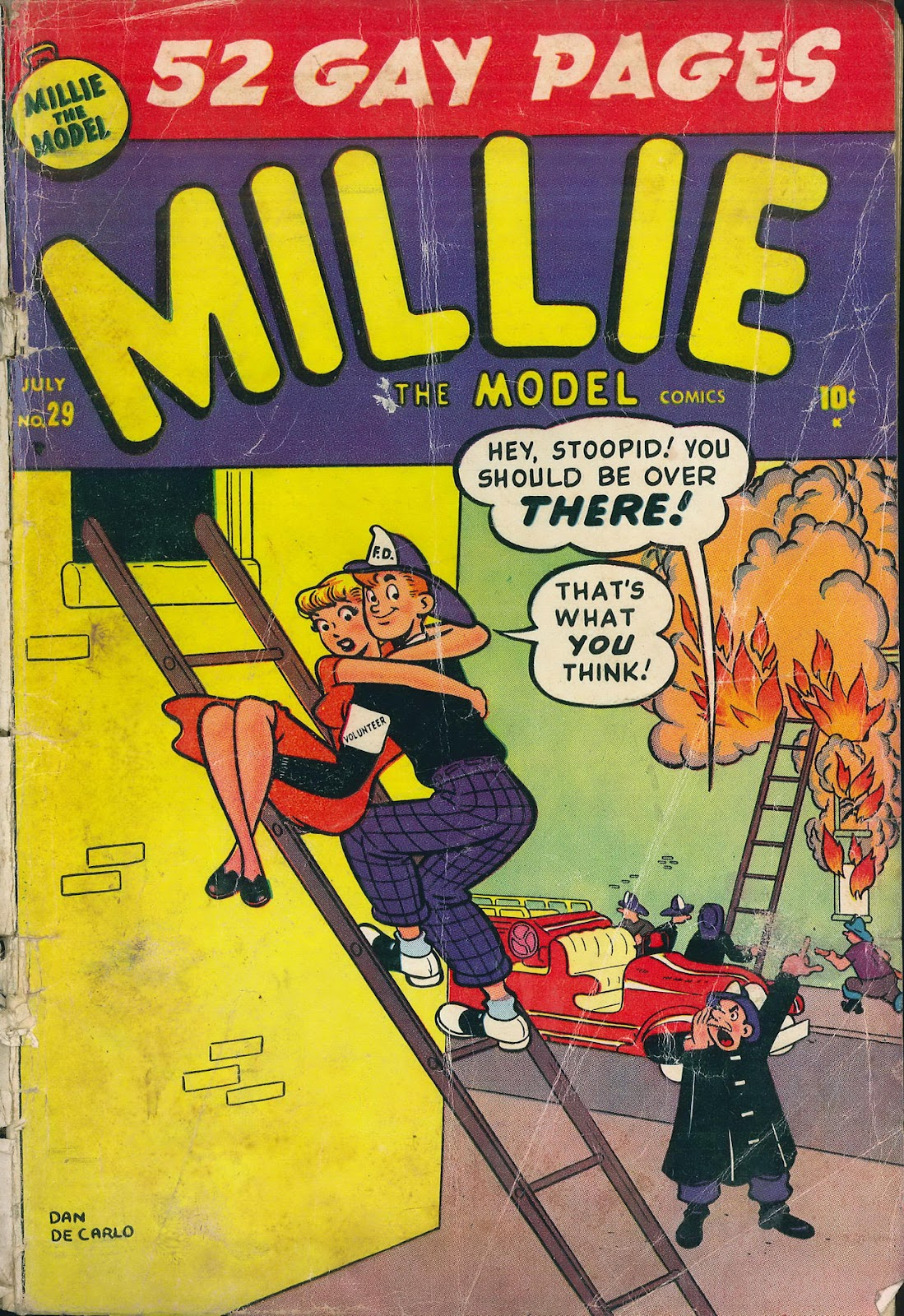Millie the Model issue 29 - Page 1