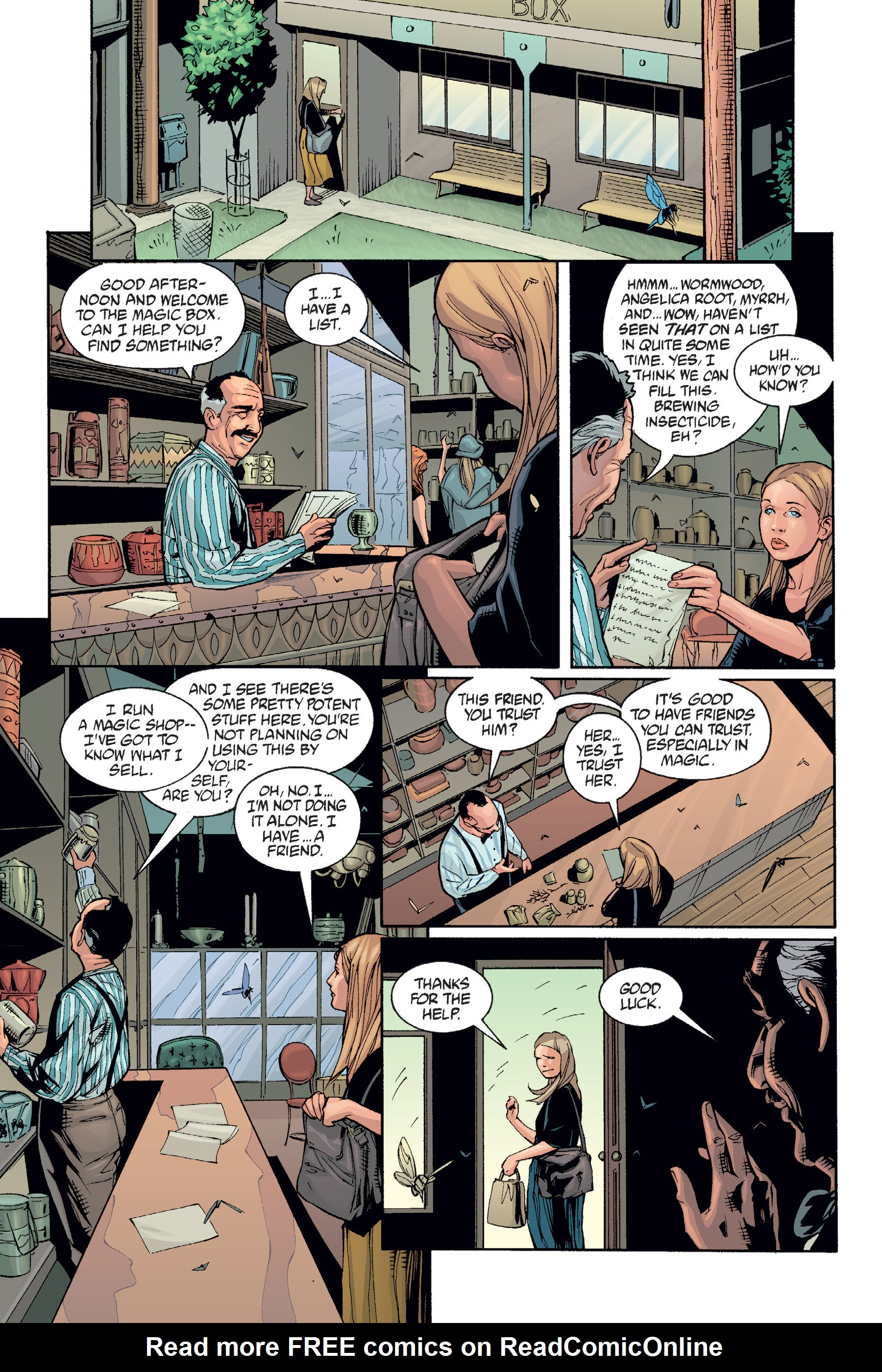 Read online Buffy the Vampire Slayer: Omnibus comic -  Issue # TPB 6 - 239