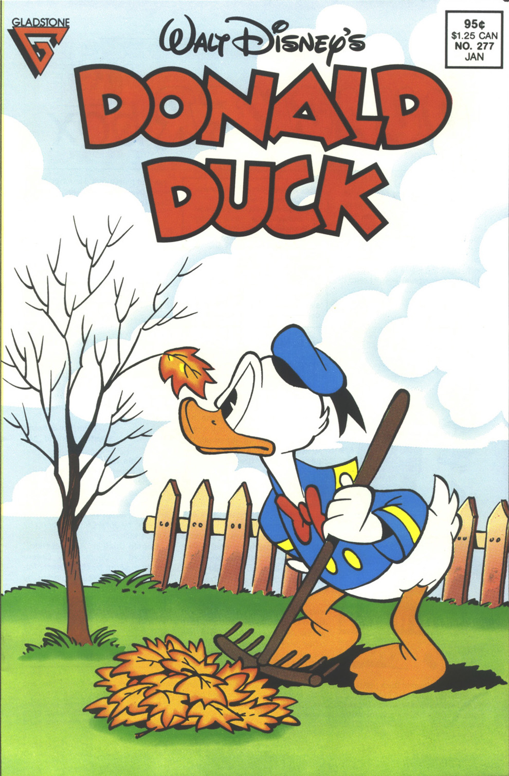 Walt Disneys Donald Duck (1986) 277 Page 1