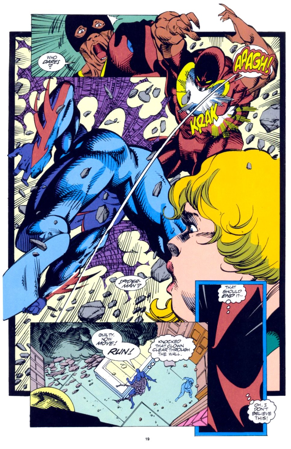 Read online 2099 Unlimited comic -  Issue #1 - 17