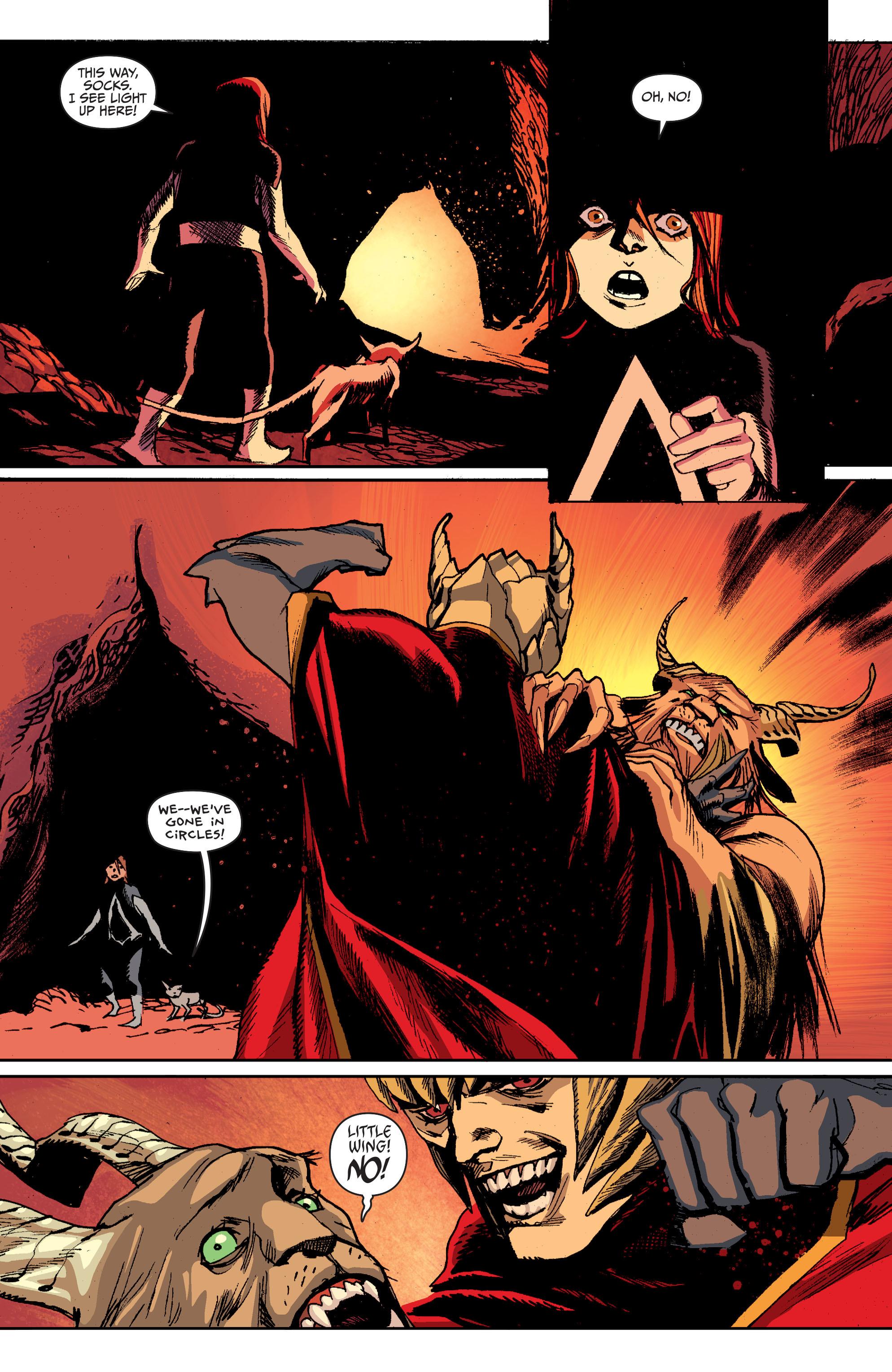 Read online Animal Man (2011) comic -  Issue #27 - 17
