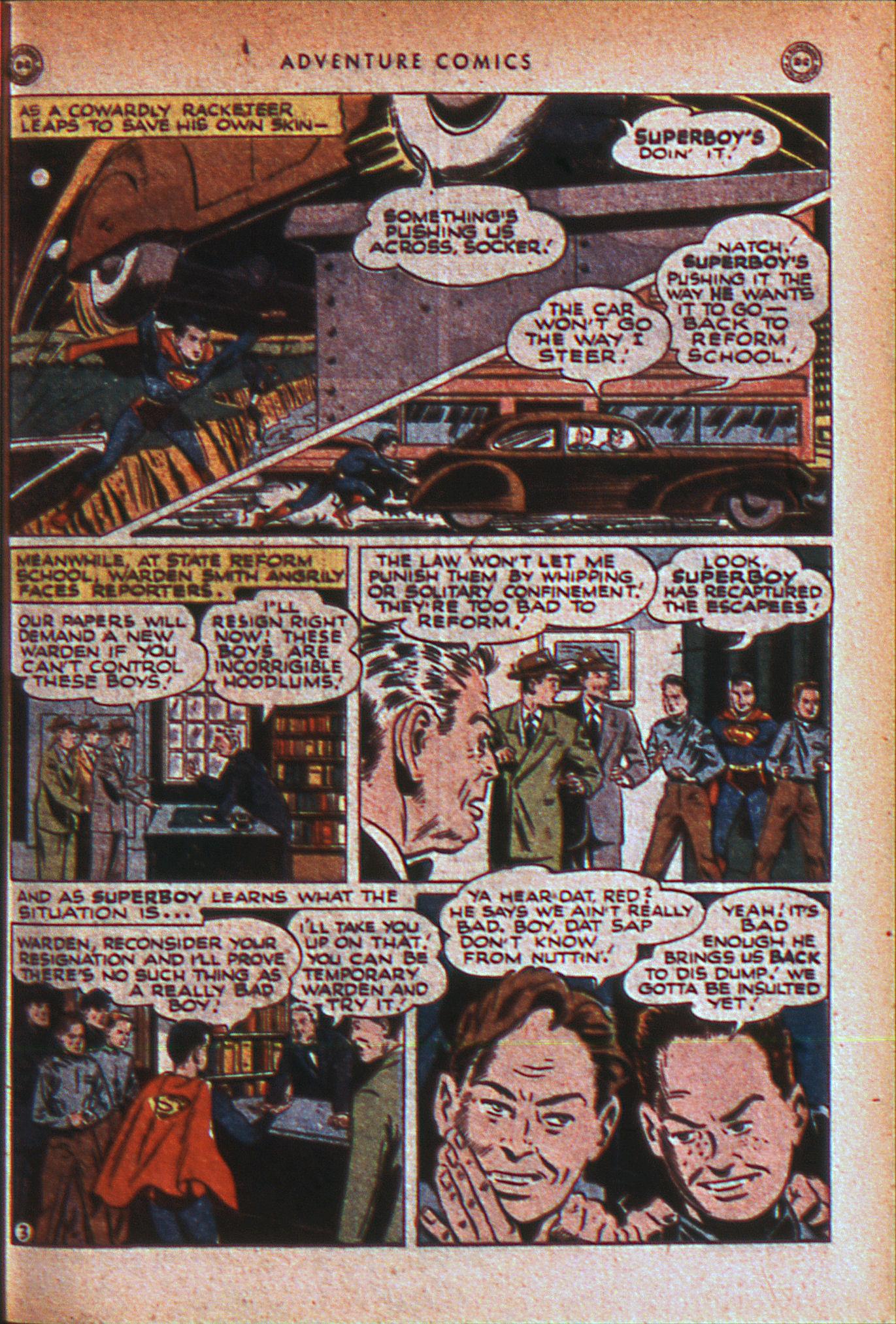 Read online Adventure Comics (1938) comic -  Issue #124 - 6