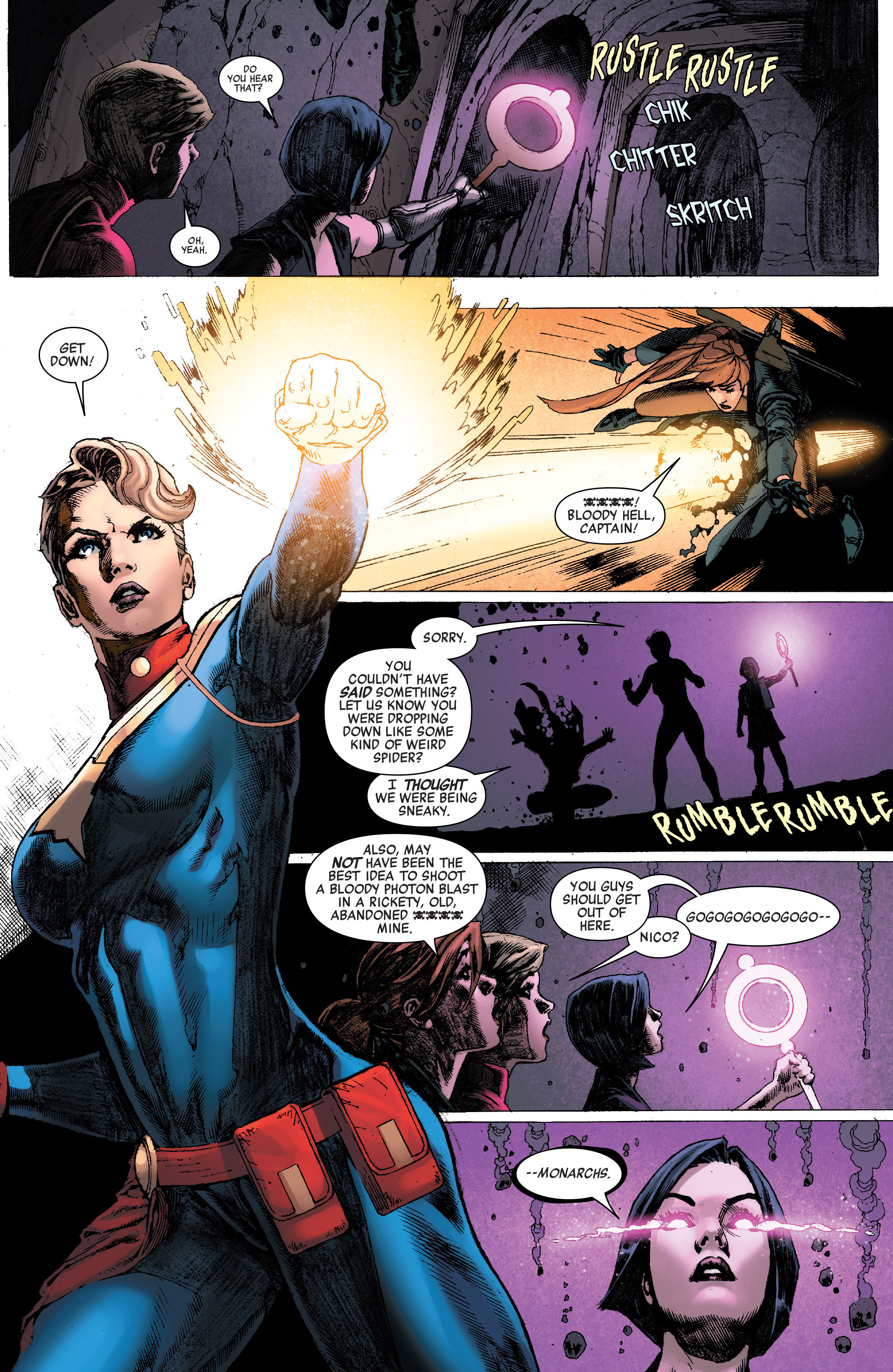 Read online A-Force (2016) comic -  Issue #9 - 13