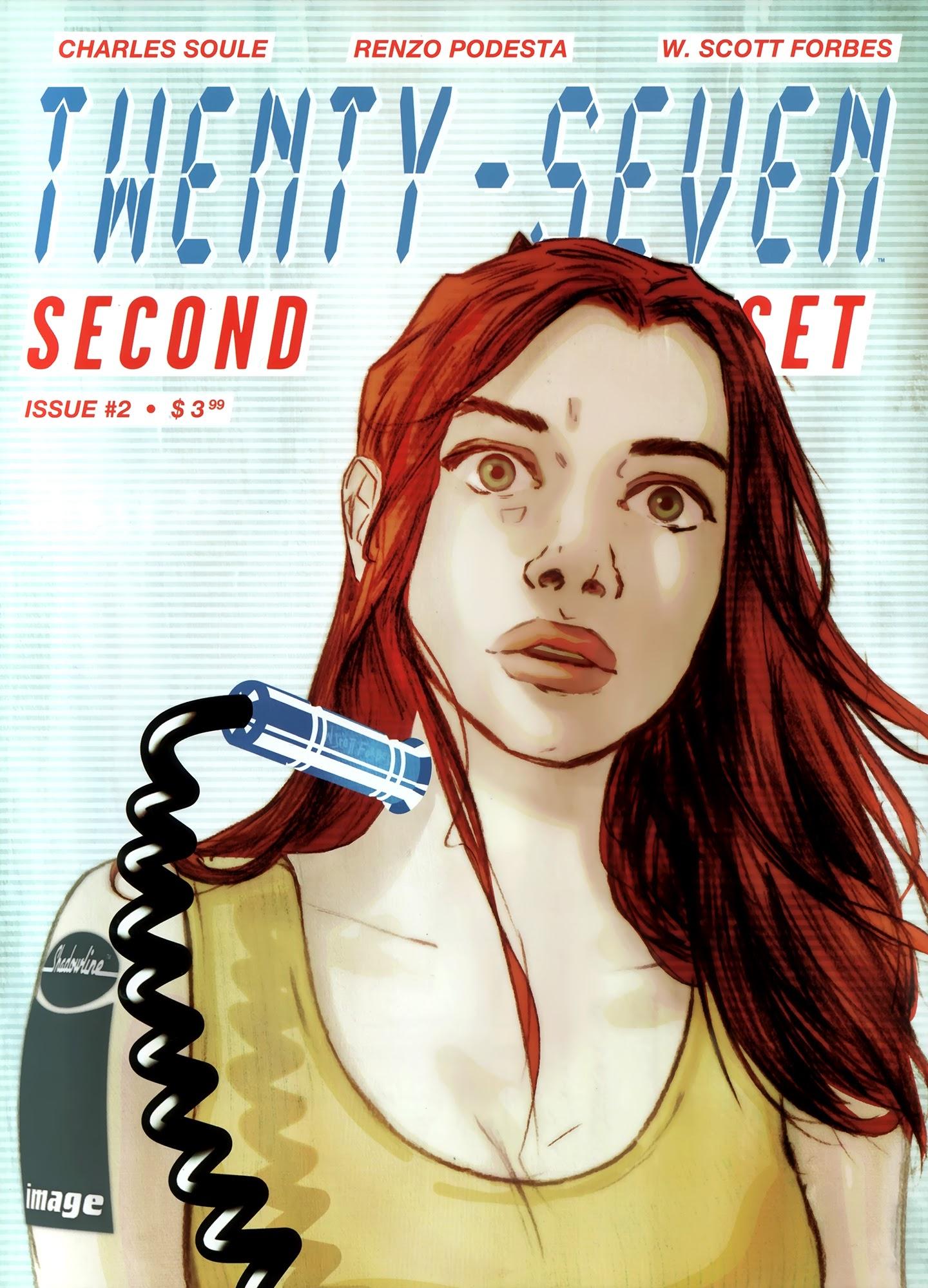 Twenty Seven: Second Set 2 Page 1