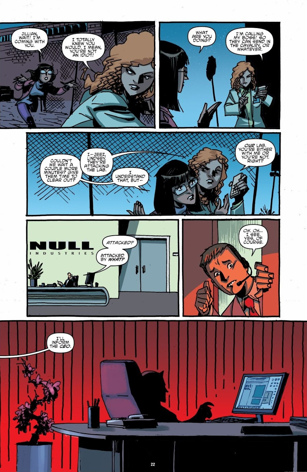 Read online Teenage Mutant Ninja Turtles: The IDW Collection comic -  Issue # TPB 6 (Part 1) - 21