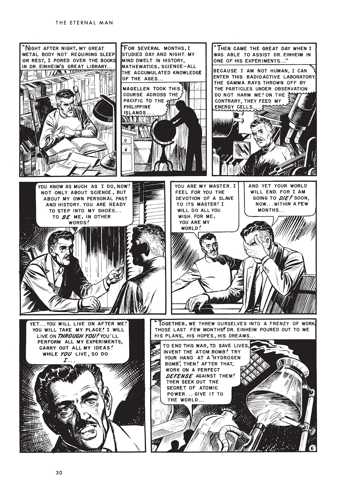 Read online The Martian Monster and Other Stories comic -  Issue # TPB (Part 1) - 45