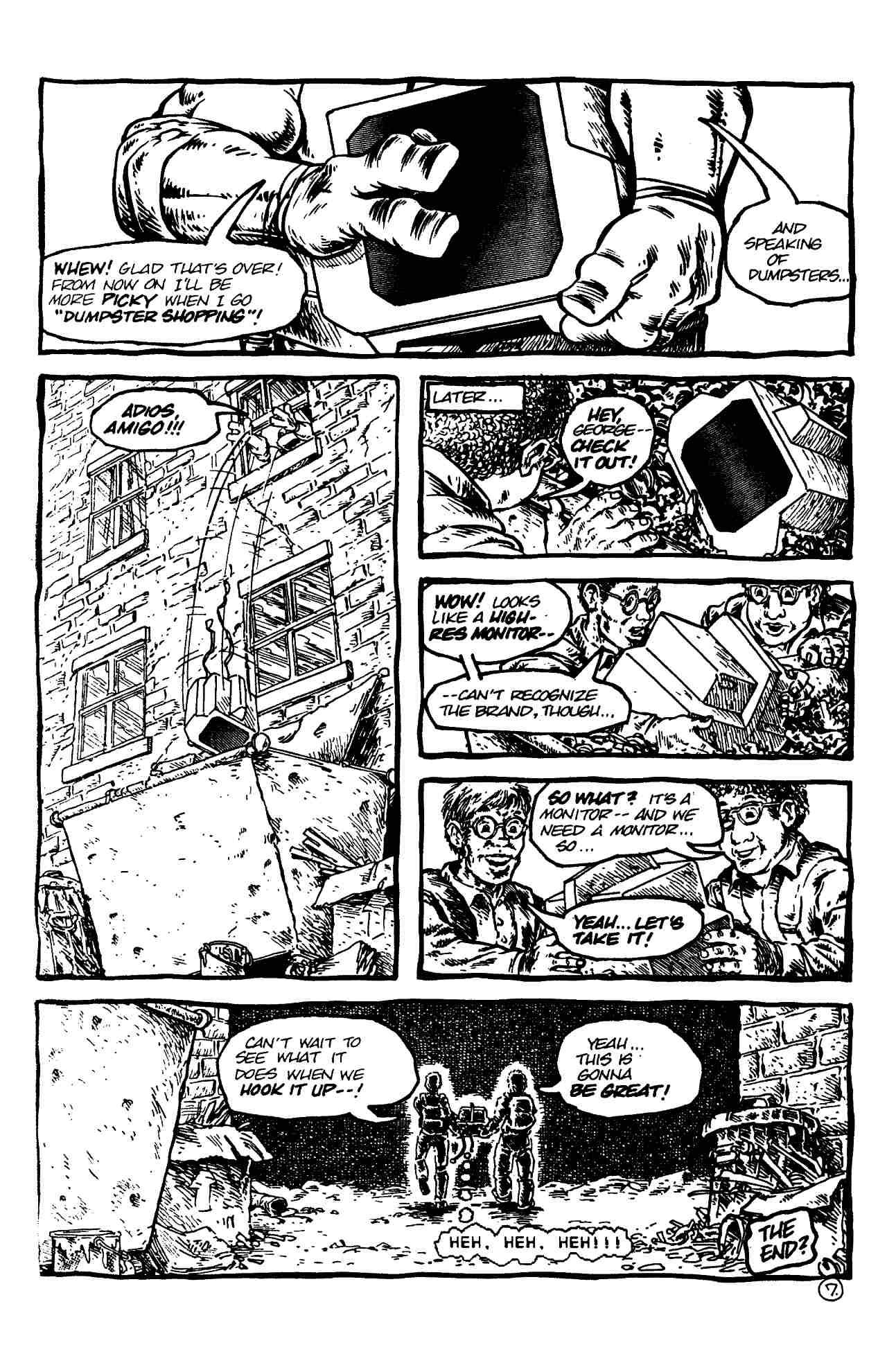 Read online Shell Shock comic -  Issue # Full - 212
