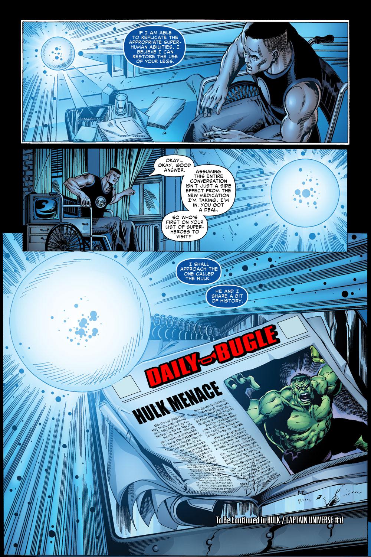 Read online Amazing Fantasy (2004) comic -  Issue #14 - 31