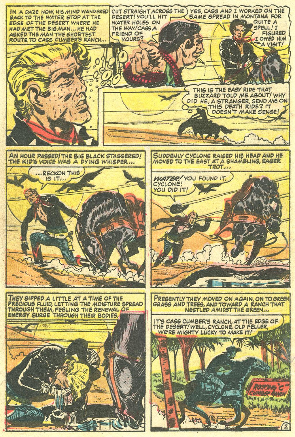 Read online Two-Gun Kid comic -  Issue #29 - 4
