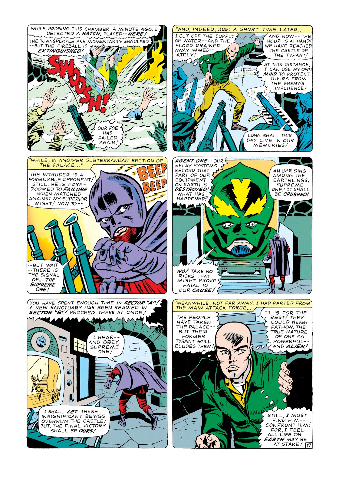 Uncanny X-Men (1963) issue 20 - Page 18