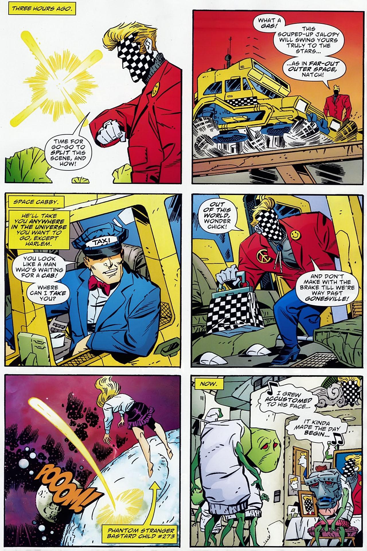 Read online Ambush Bug: Year None comic -  Issue #1 - 22
