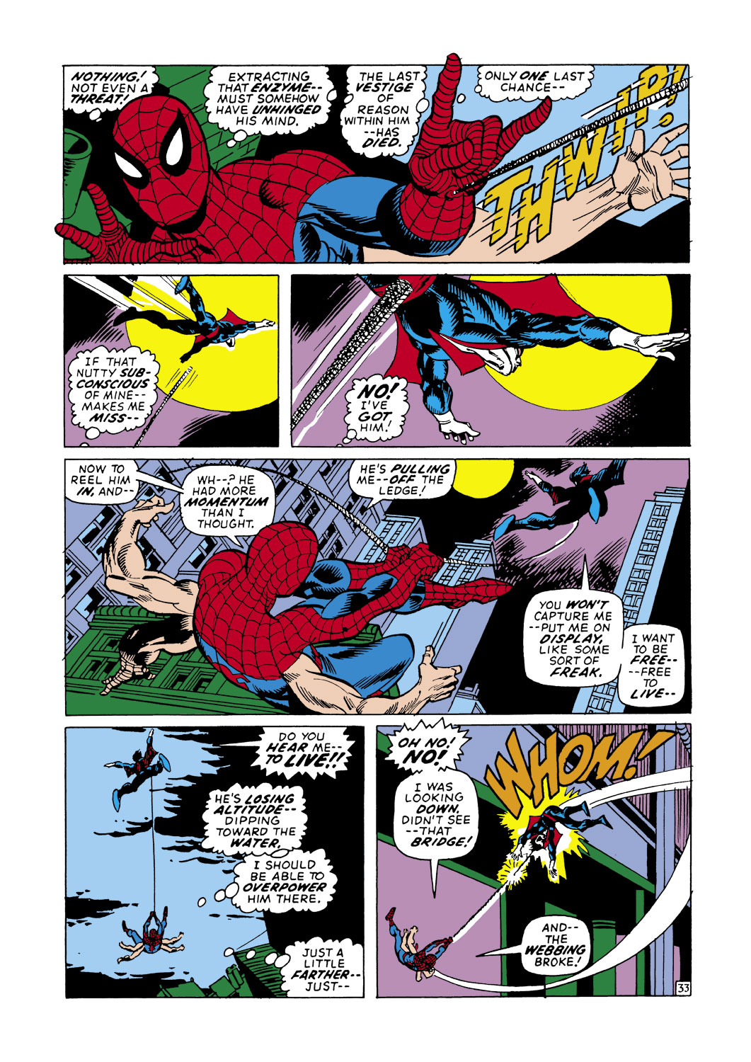 The Amazing Spider-Man (1963) 102 Page 33