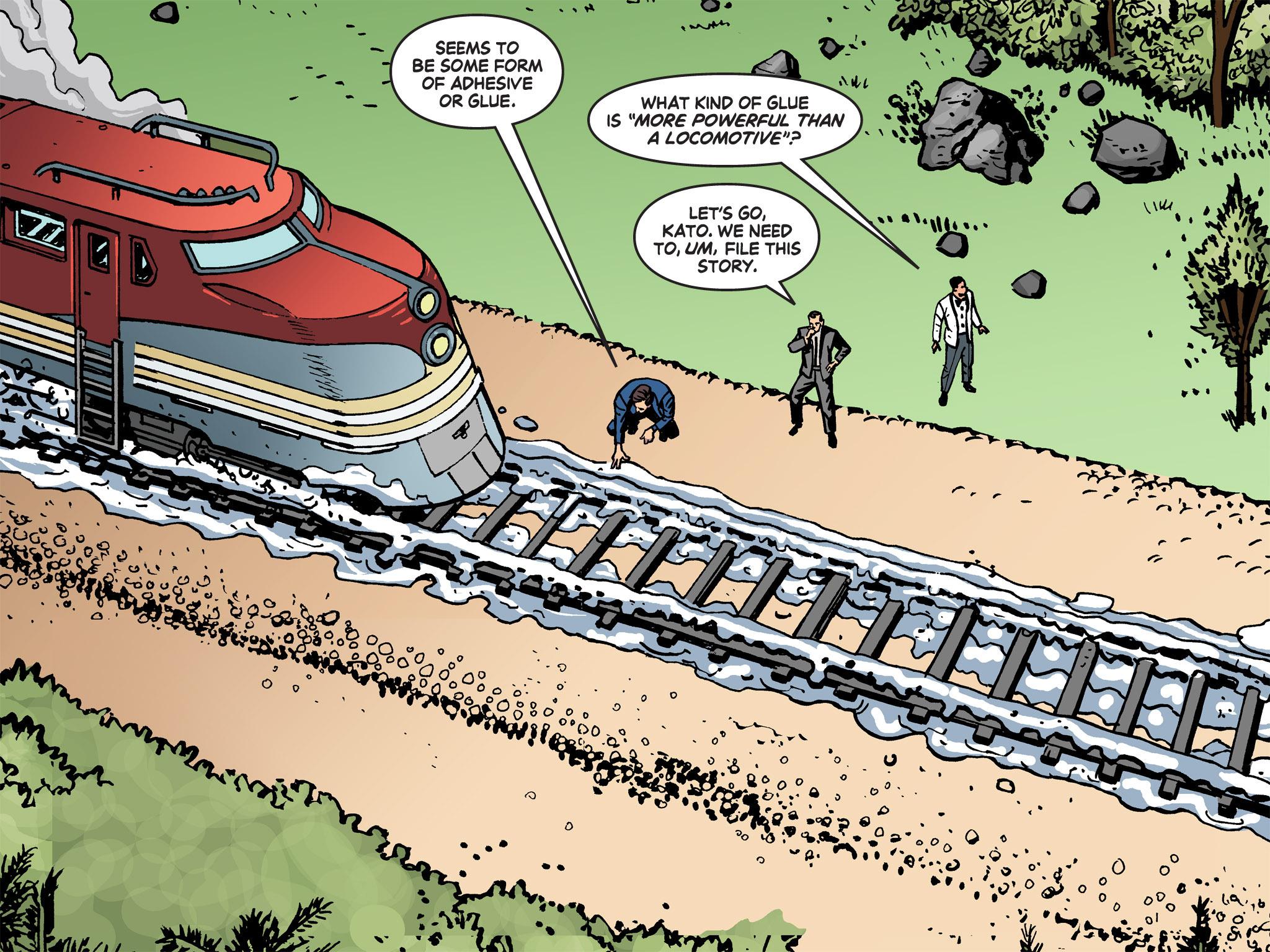 Read online Batman '66 Meets the Green Hornet [II] comic -  Issue #1 - 77