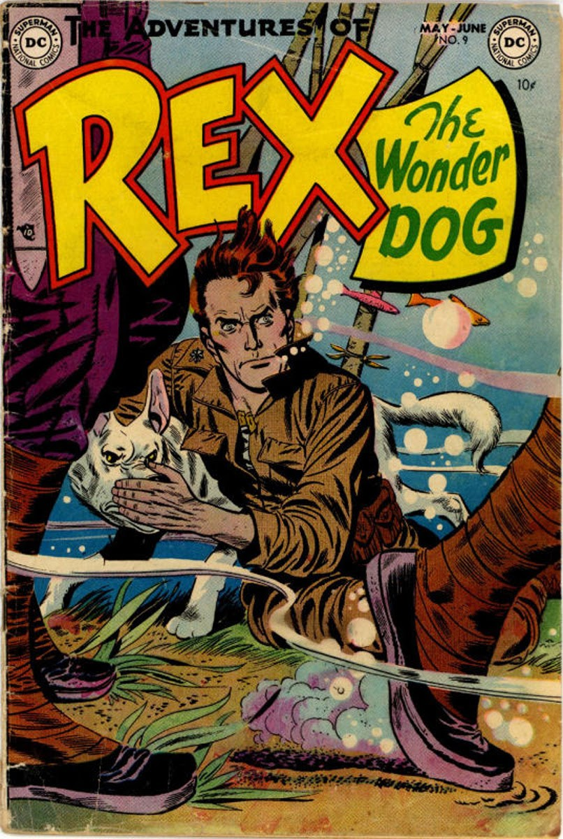 The Adventures of Rex the Wonder Dog issue 9 - Page 1