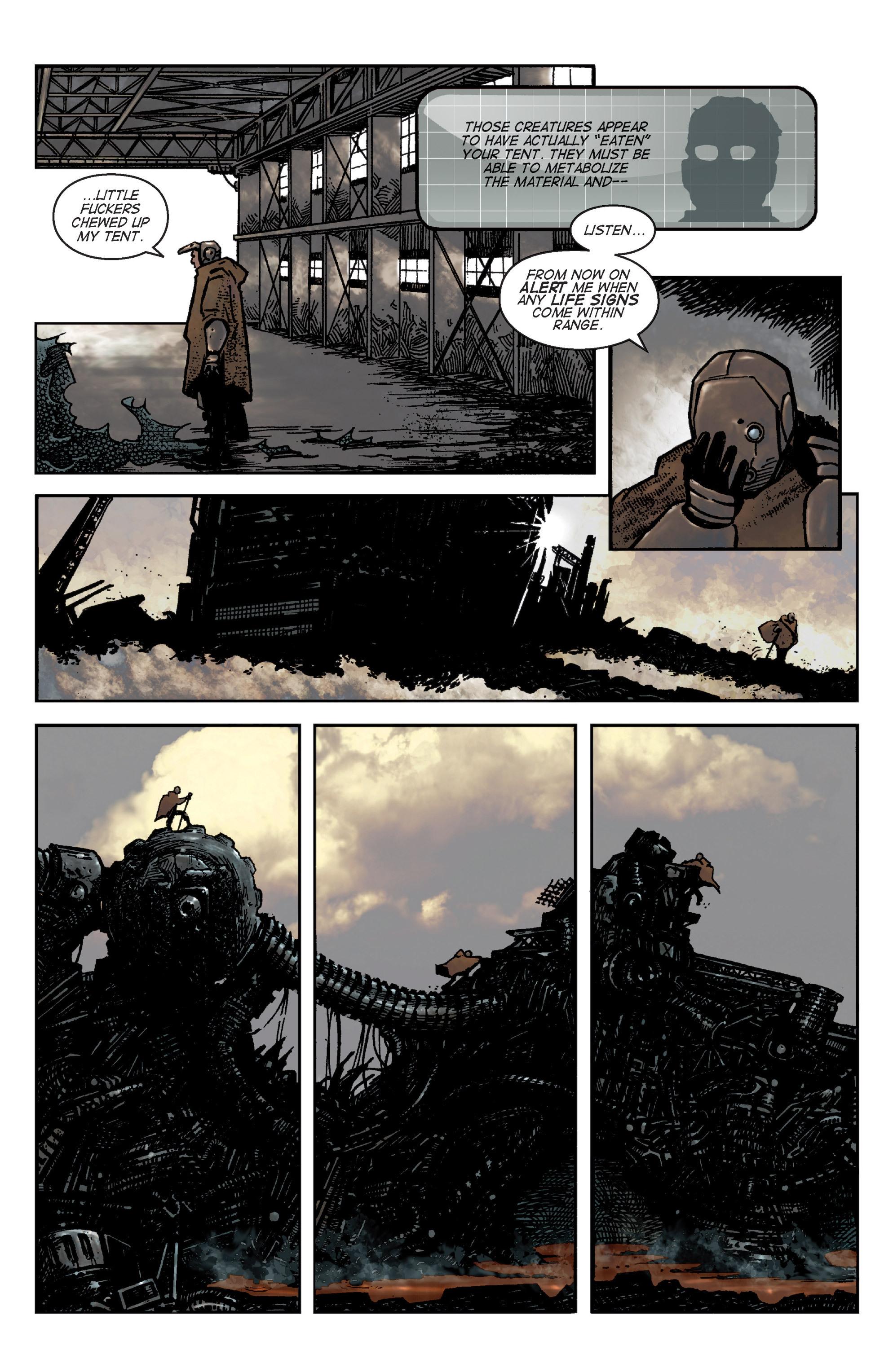 Read online Planetoid comic -  Issue # TPB - 19