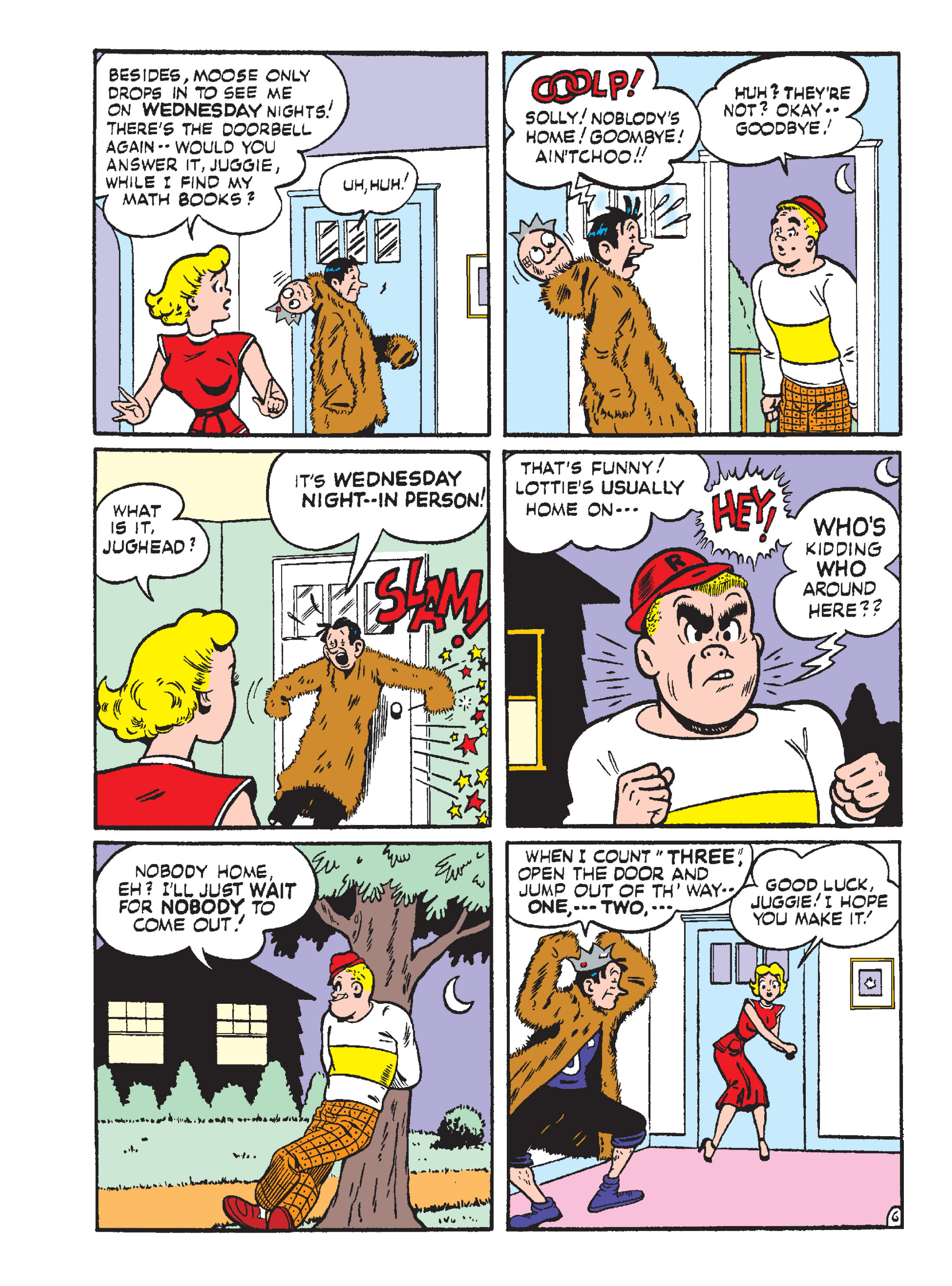 Read online Archie 1000 Page Comics Blowout! comic -  Issue # TPB (Part 2) - 44