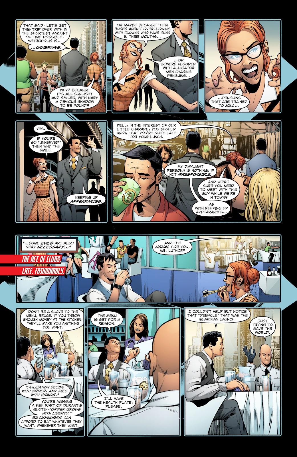 Read online Smallville Season 11 [II] comic -  Issue # TPB 2 - 29