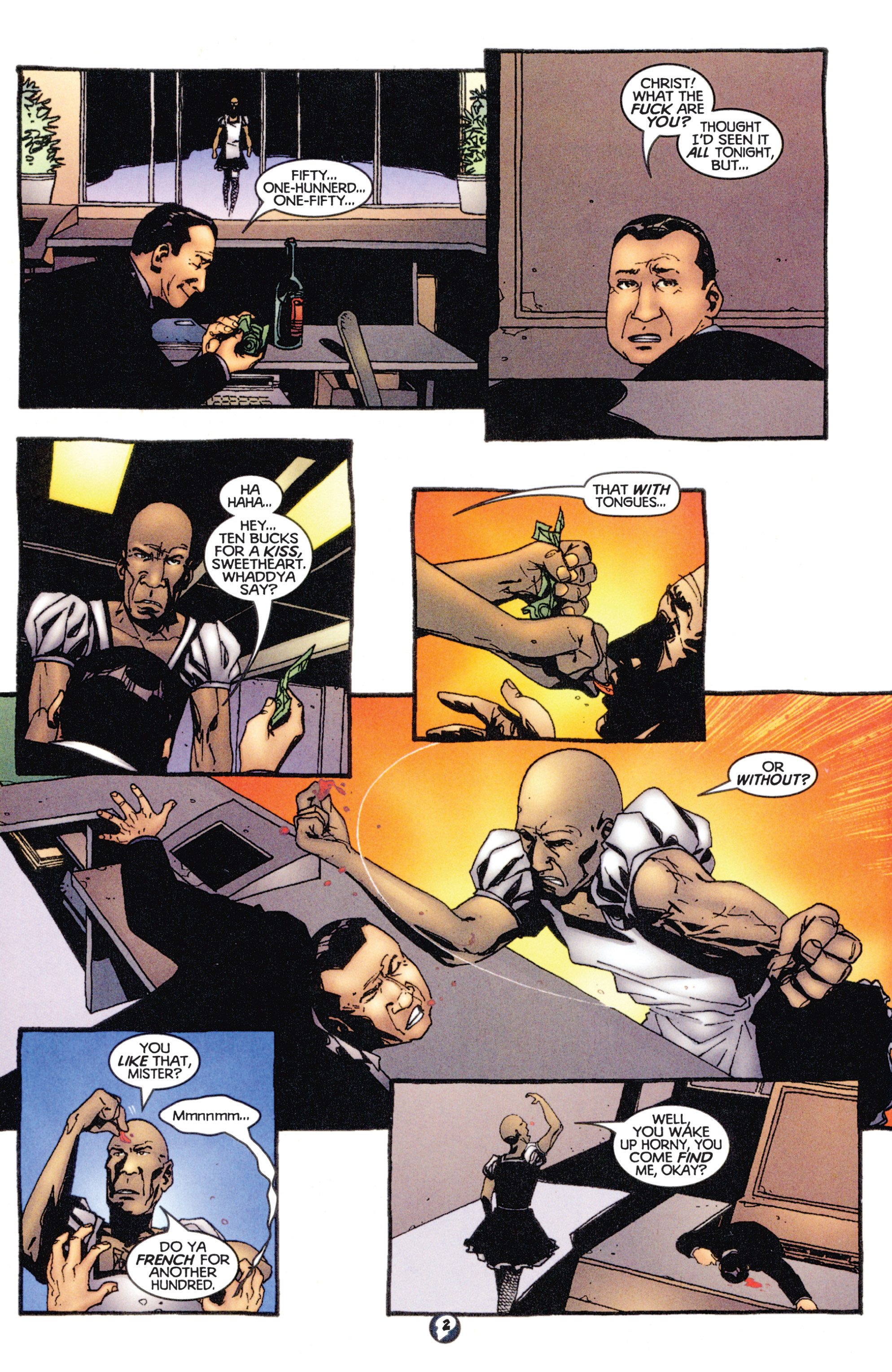 Read online Shadowman (1997) comic -  Issue #14 - 3