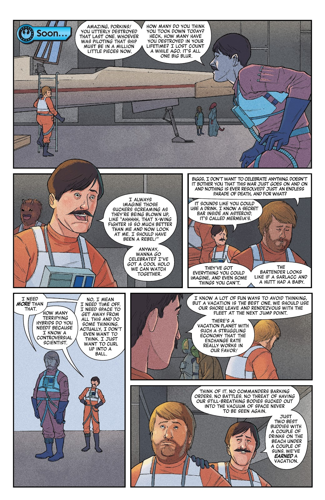 Read online Star Wars: Age of Rebellion Special comic -  Issue # Full - 26