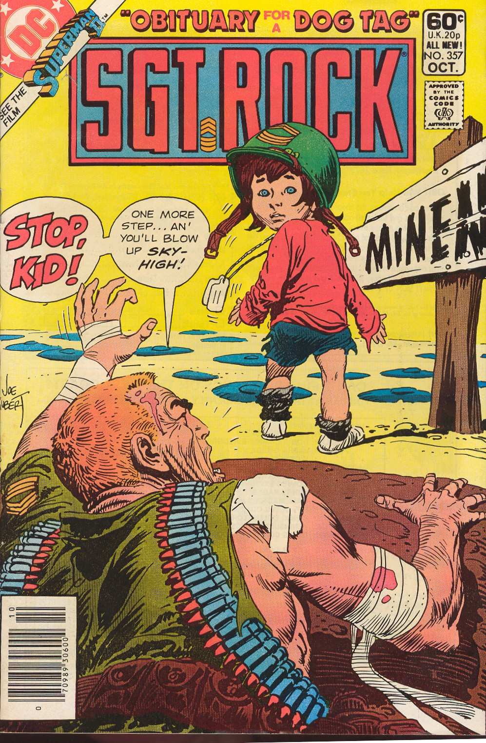 Sgt. Rock issue 357 - Page 1