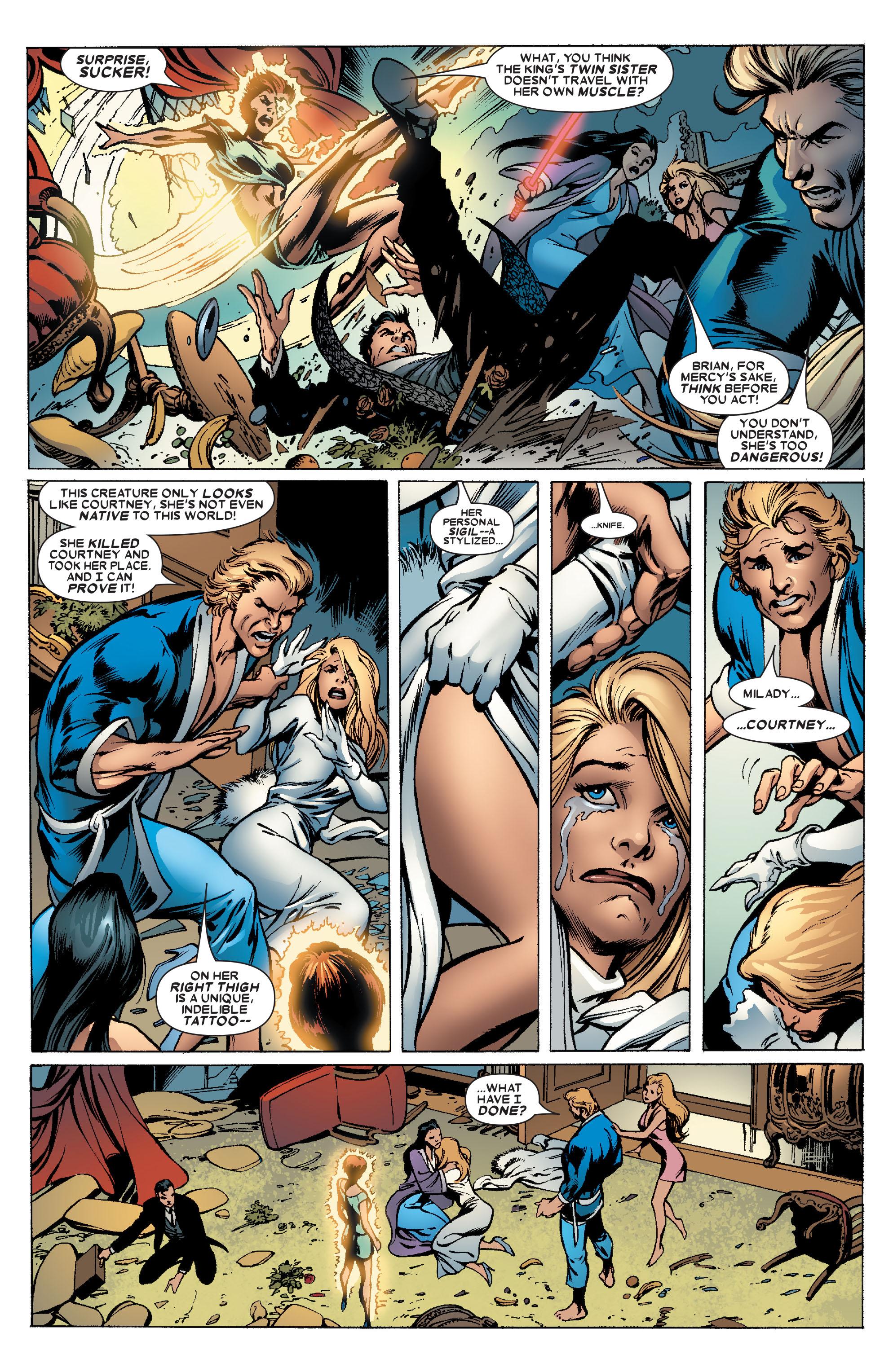Read online Uncanny X-Men (1963) comic -  Issue #463 - 14