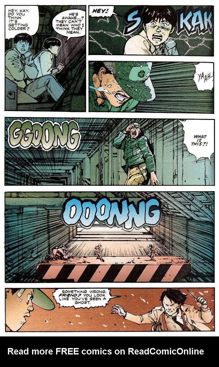 Read online Akira comic -  Issue #11 - 10