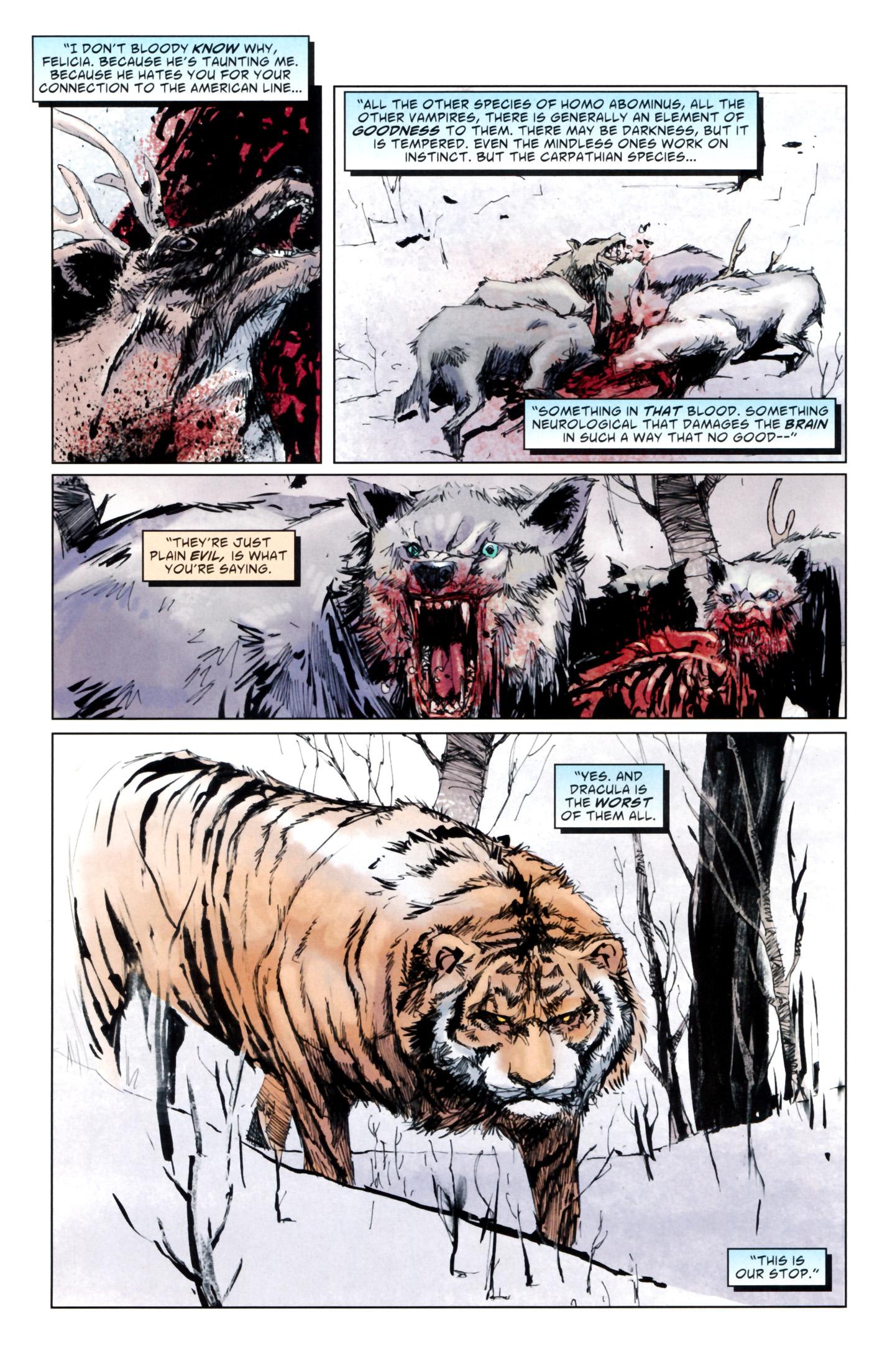 Read online American Vampire: Lord of Nightmares comic -  Issue #3 - 11