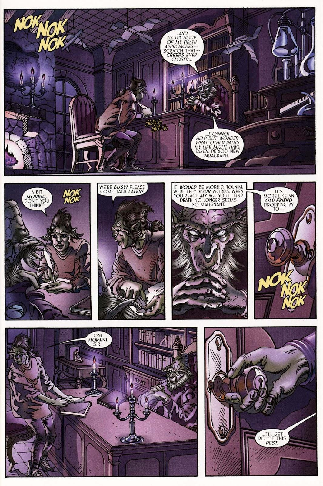 Read online Negation Lawbringer comic -  Issue # Full - 3
