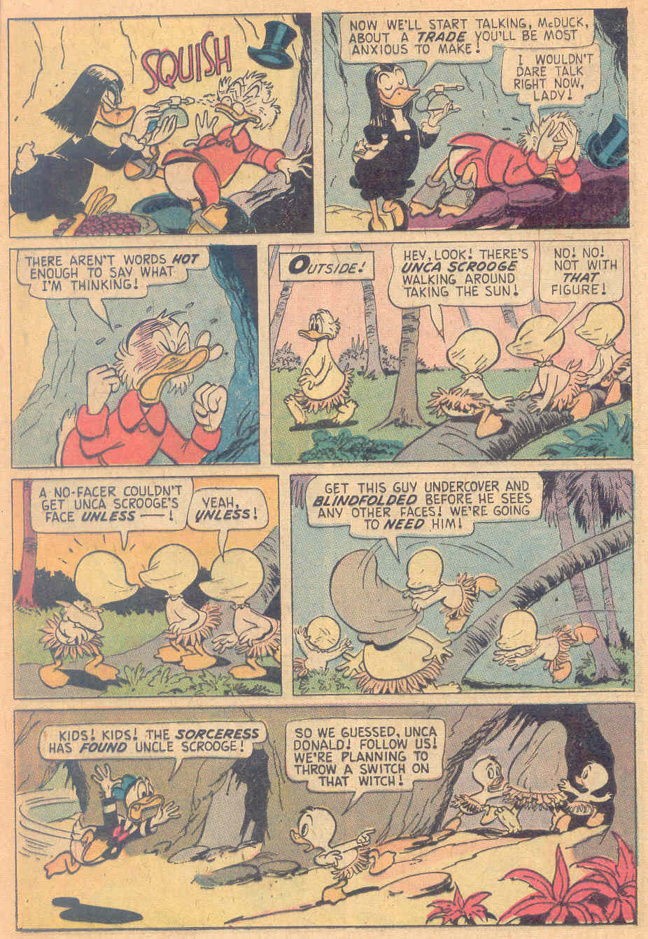 Read online Uncle Scrooge (1953) comic -  Issue #138 - 21