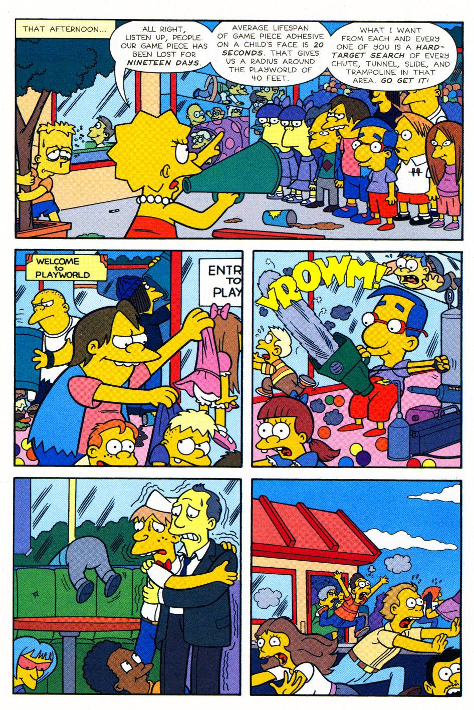 Read online Simpsons Comics Presents Bart Simpson comic -  Issue #27 - 27