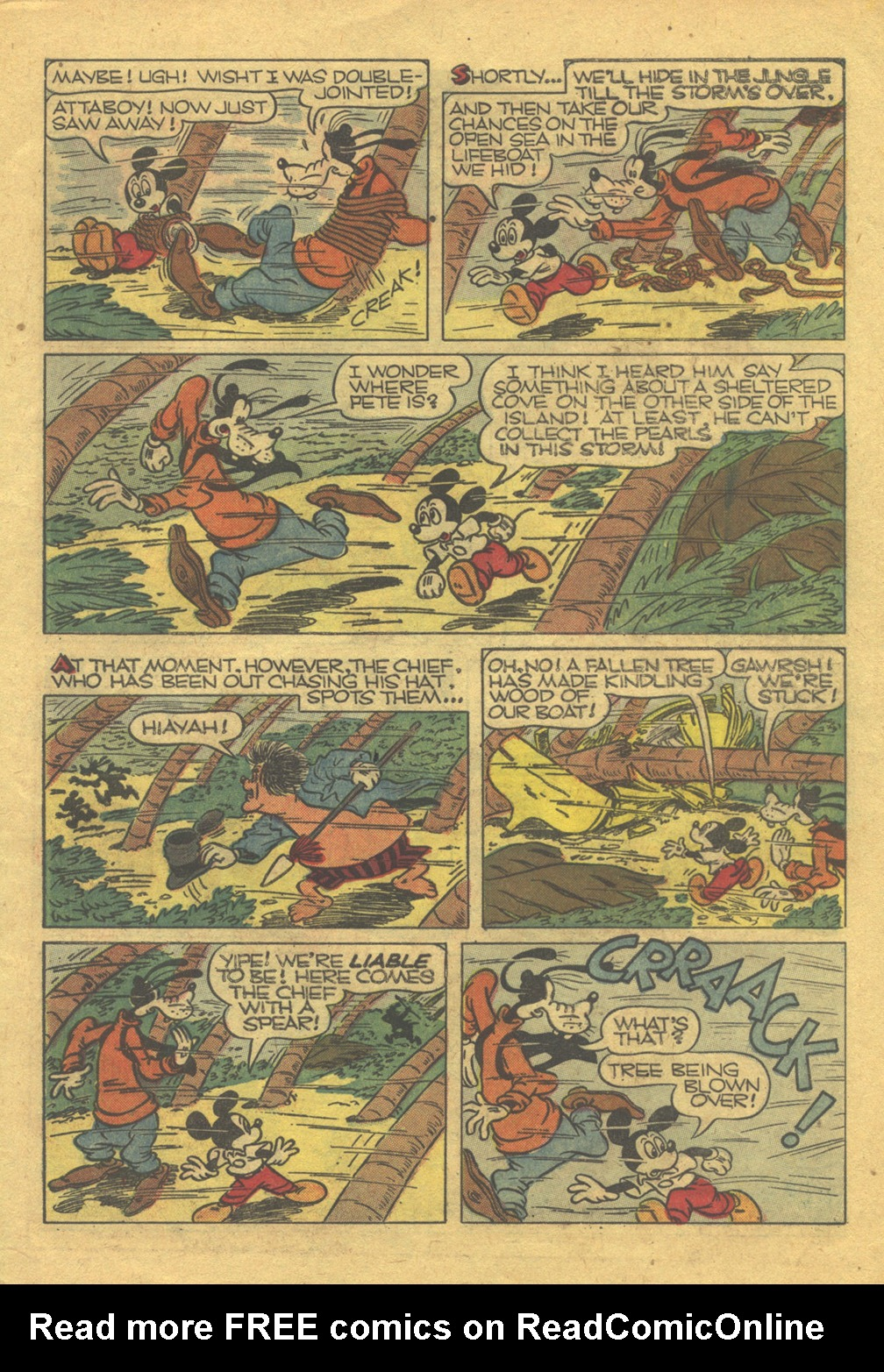 Walt Disney's Comics and Stories issue 216 - Page 27