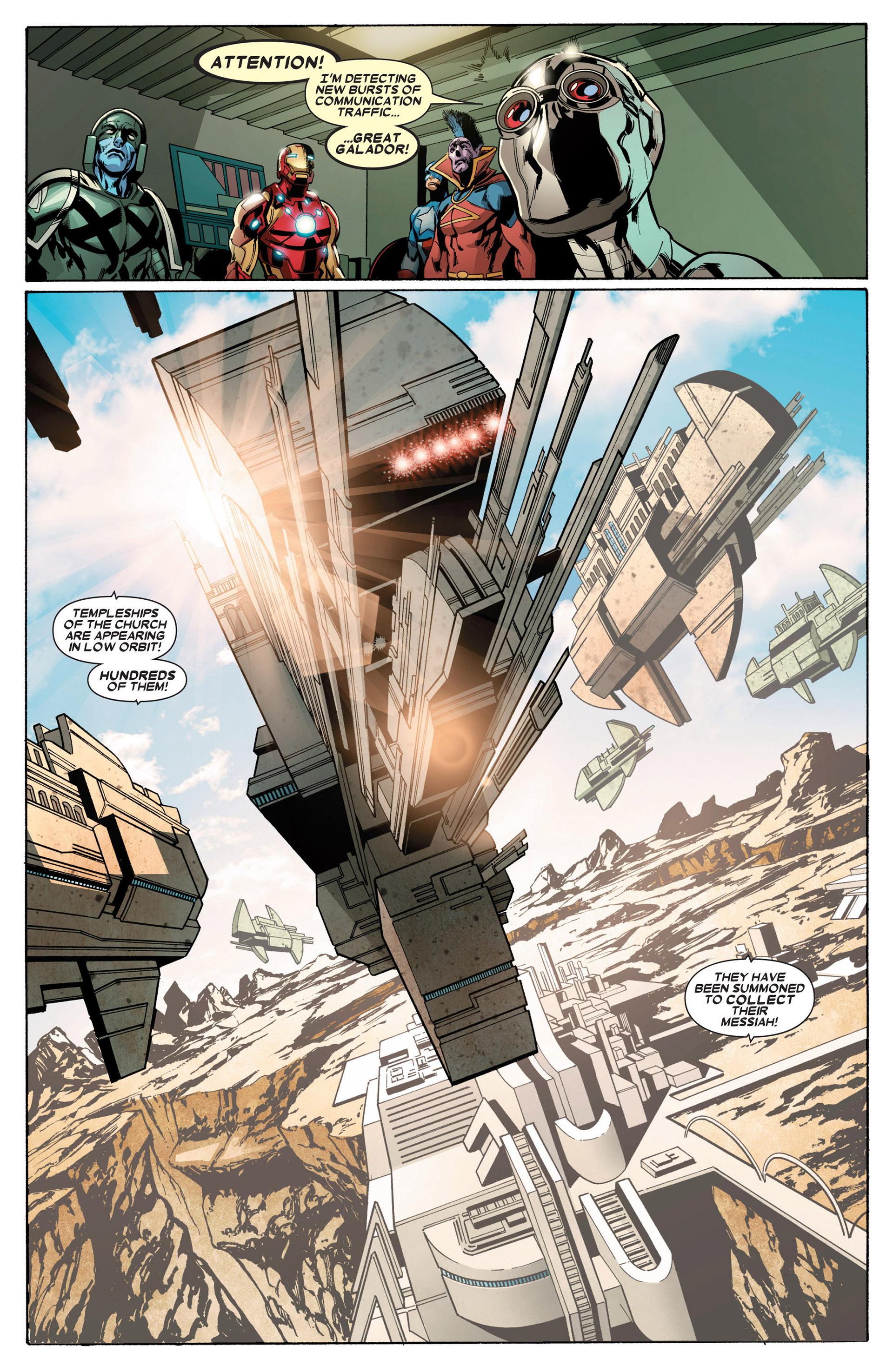 Read online Annihilators: Earthfall comic -  Issue #3 - 14