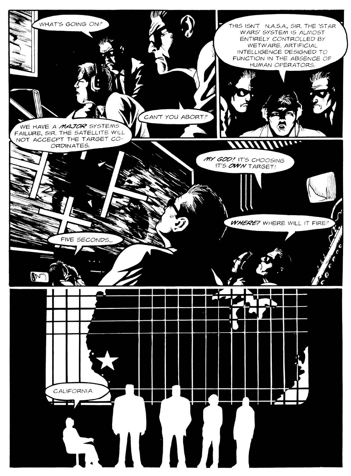 Read online Night of the Living Dead (1994) comic -  Issue #1 - 5