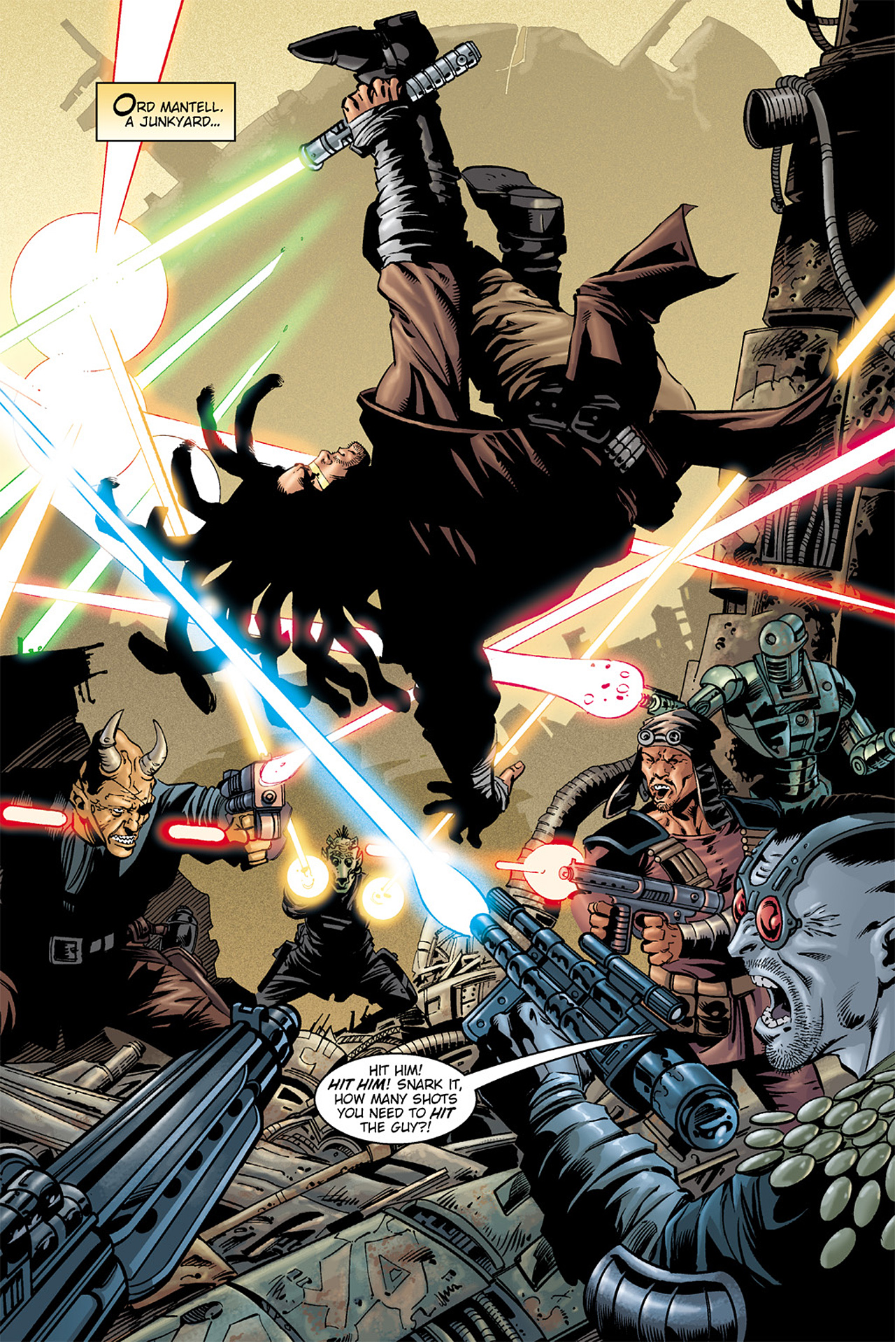 Read online Star Wars Omnibus comic -  Issue # Vol. 15.5 - 155