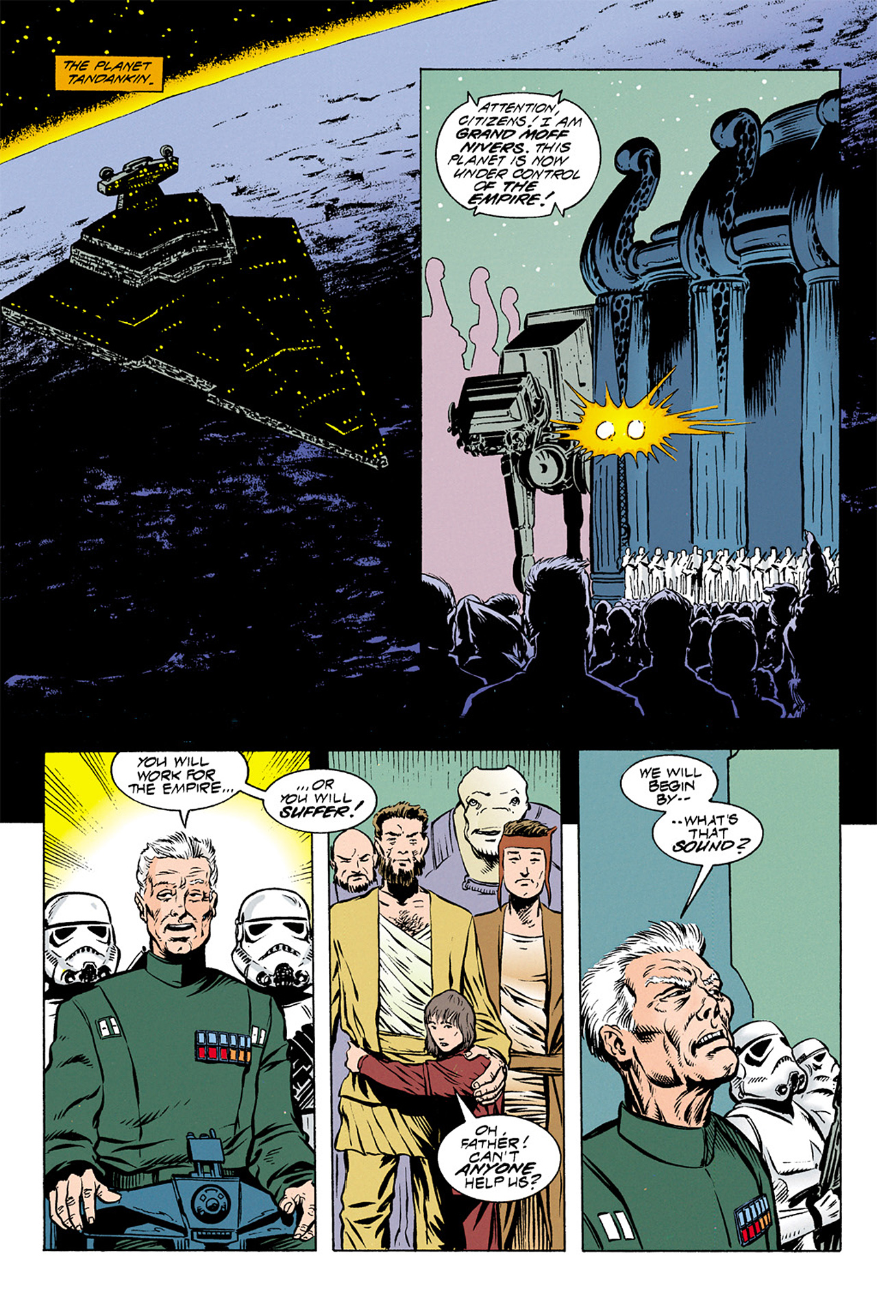 Read online Star Wars Omnibus comic -  Issue # Vol. 2 - 10
