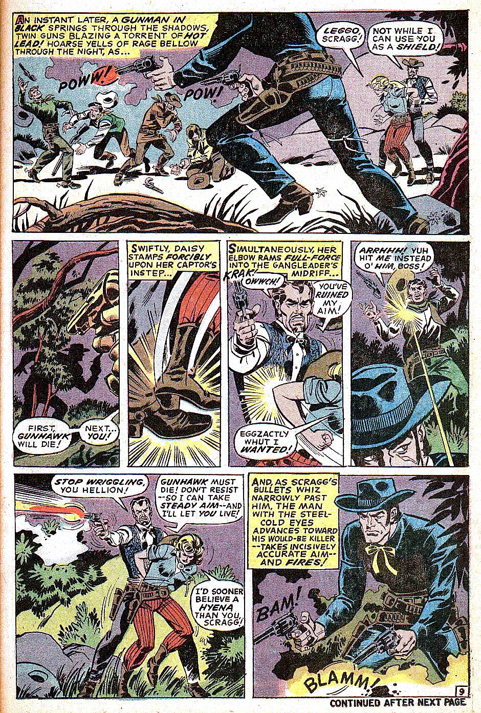 Western Gunfighters issue 1 - Page 10