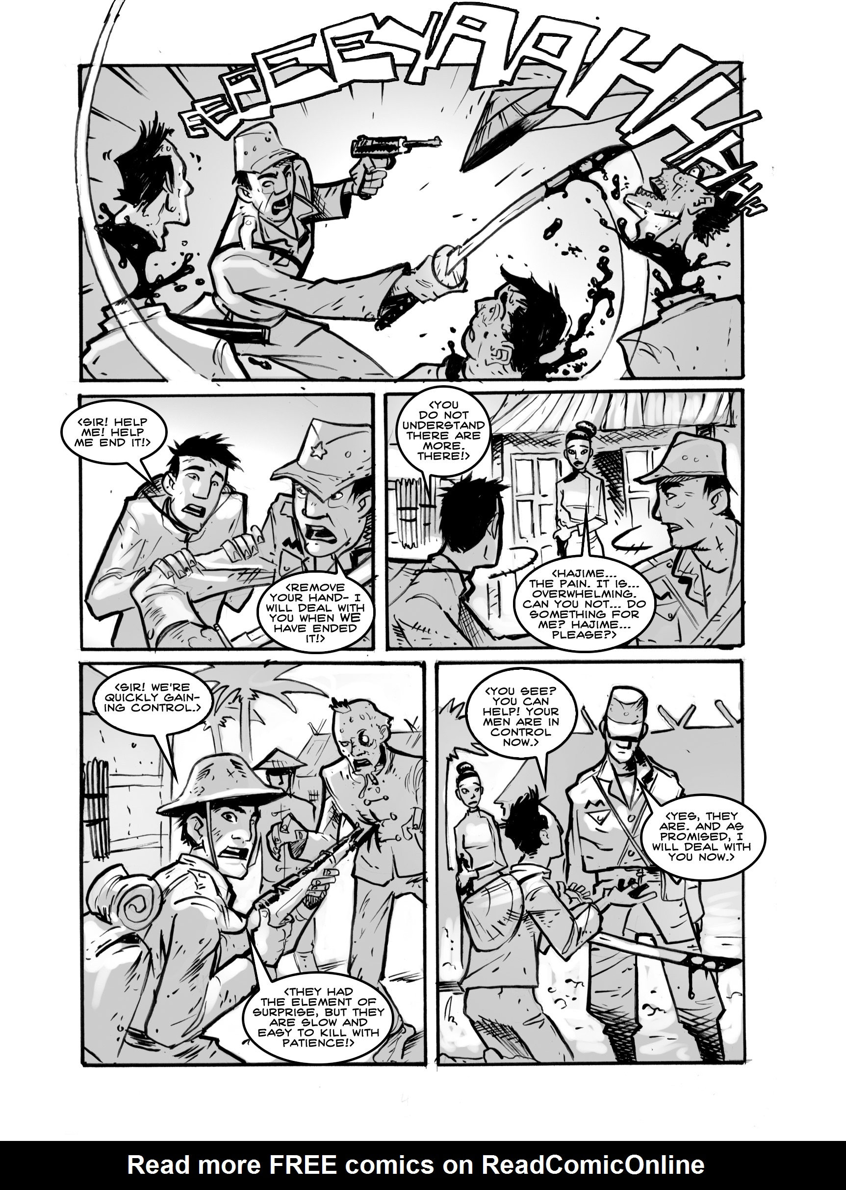 Read online FUBAR comic -  Issue #2 - 234