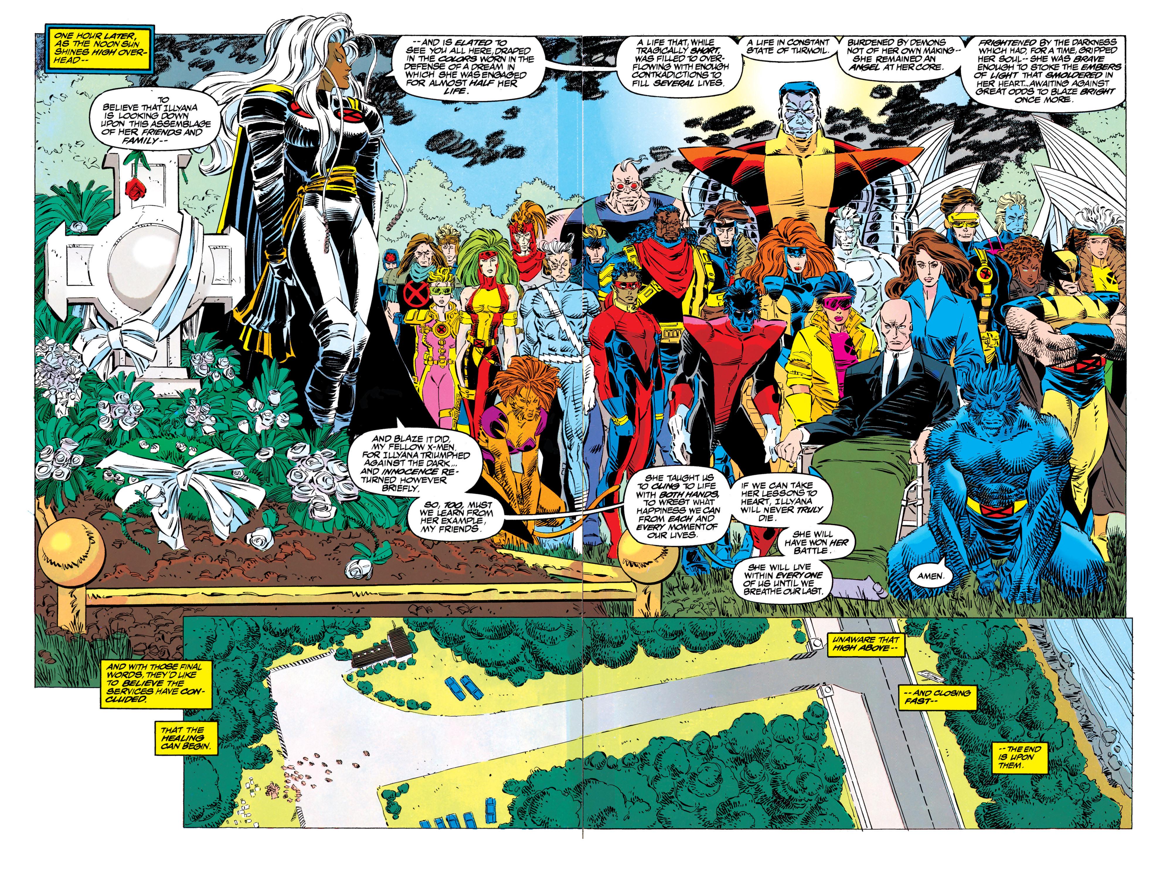 Read online Uncanny X-Men (1963) comic -  Issue #304 - 23