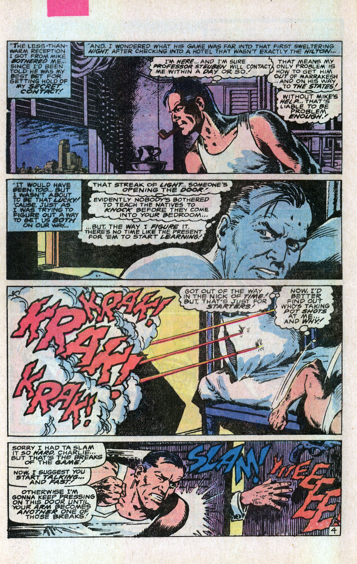 Read online Sgt. Fury comic -  Issue #166 - 8