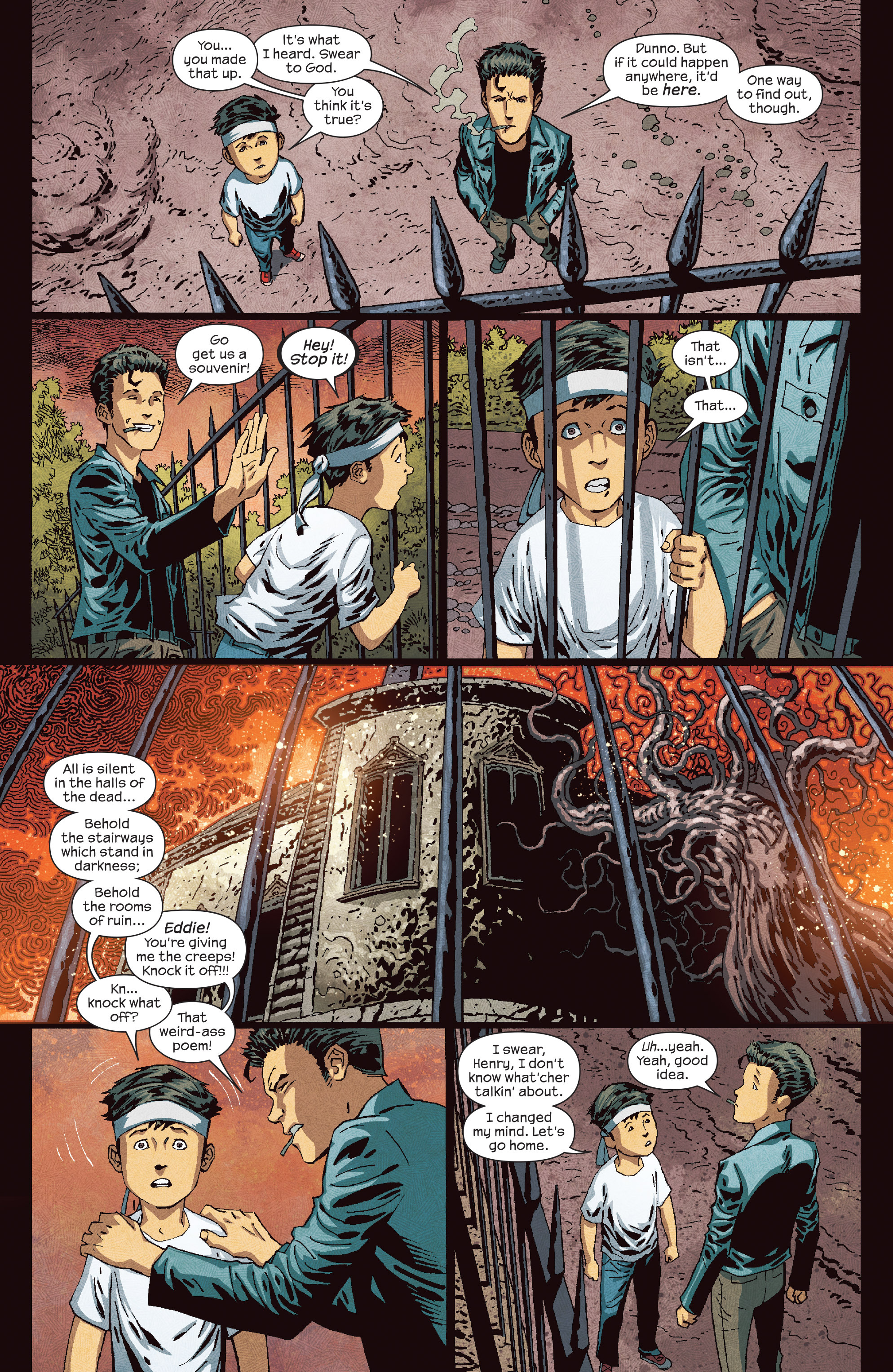 Read online Dark Tower: The Drawing of the Three - The Prisoner comic -  Issue #3 - 15