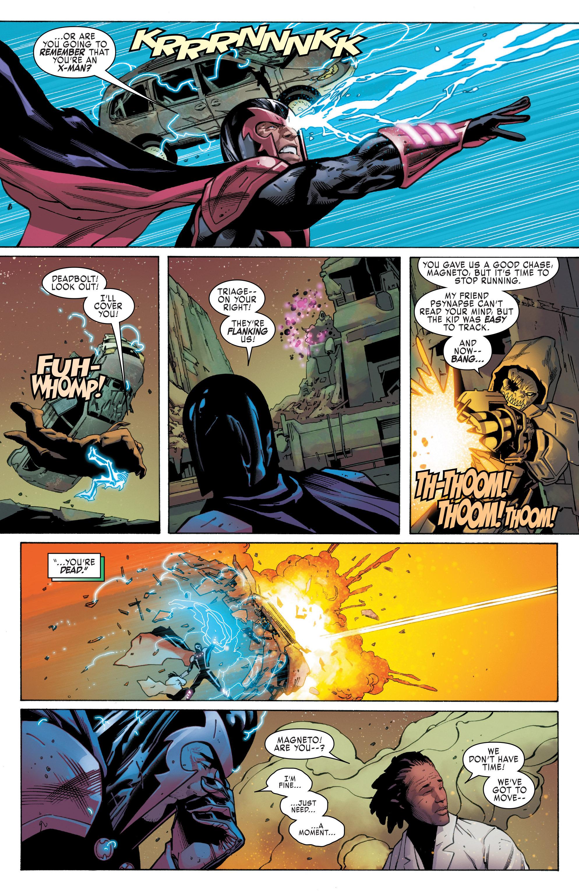 Read online Uncanny X-Men (2016) comic -  Issue #5 - 5