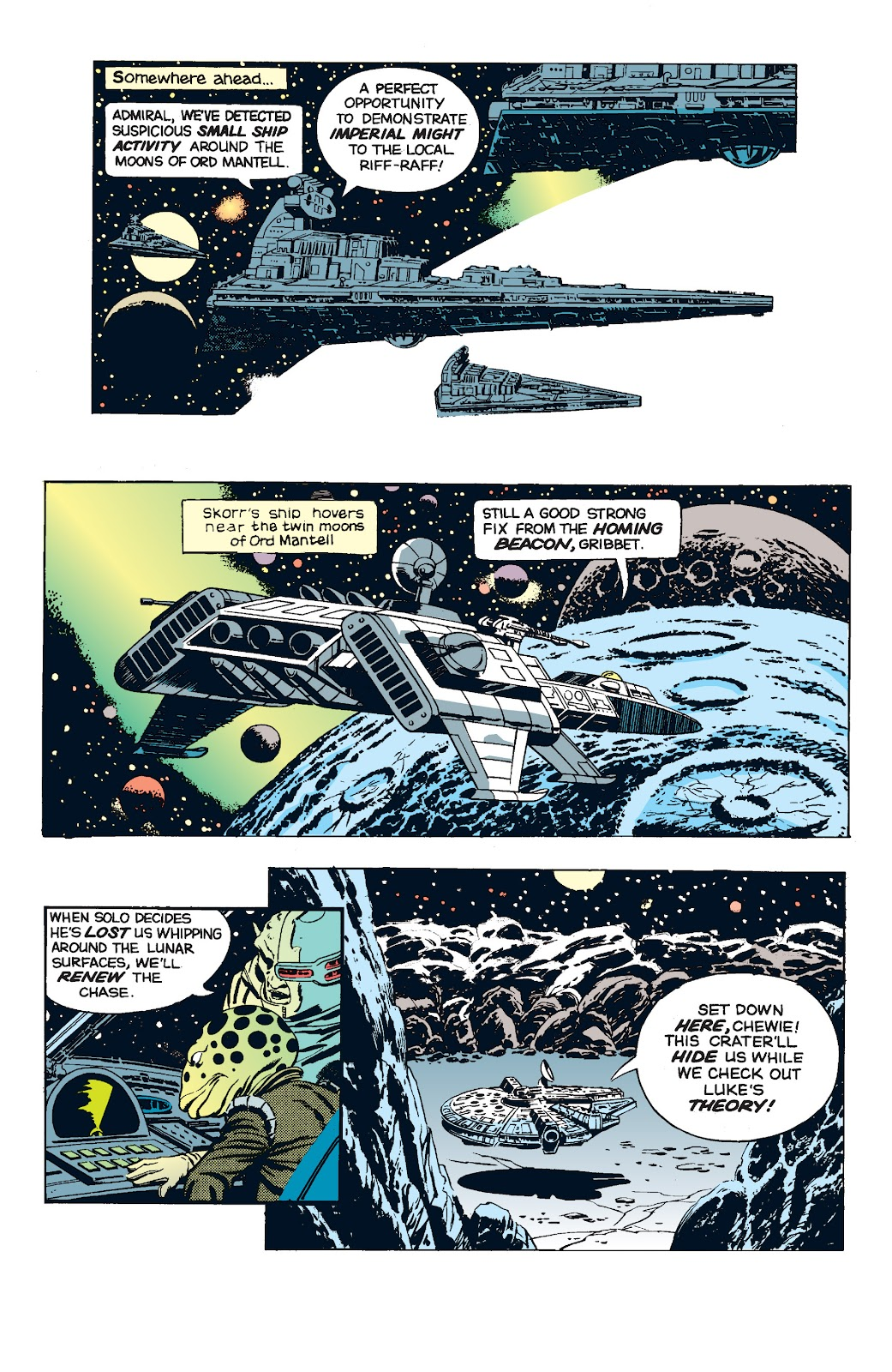 Read online Star Wars Legends: The Newspaper Strips - Epic Collection comic -  Issue # TPB (Part 5) - 19