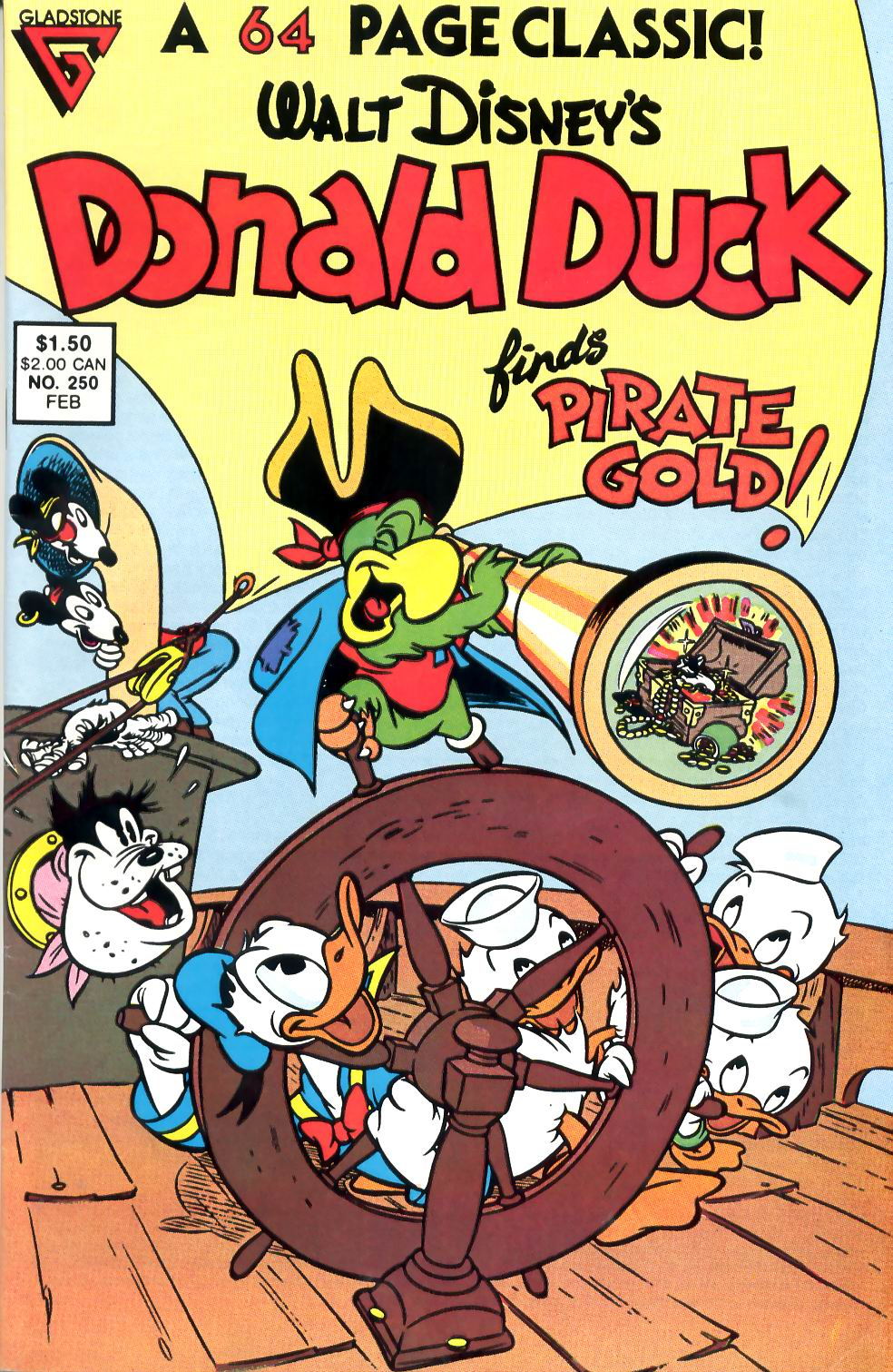 Walt Disneys Donald Duck (1986) 250 Page 1