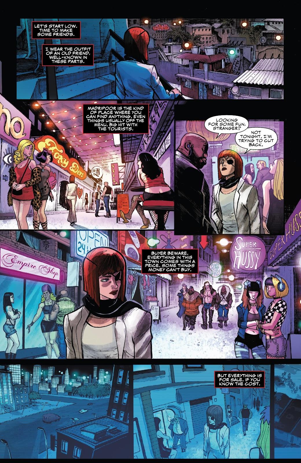 Read online Black Widow (2019) comic -  Issue #1 - 17