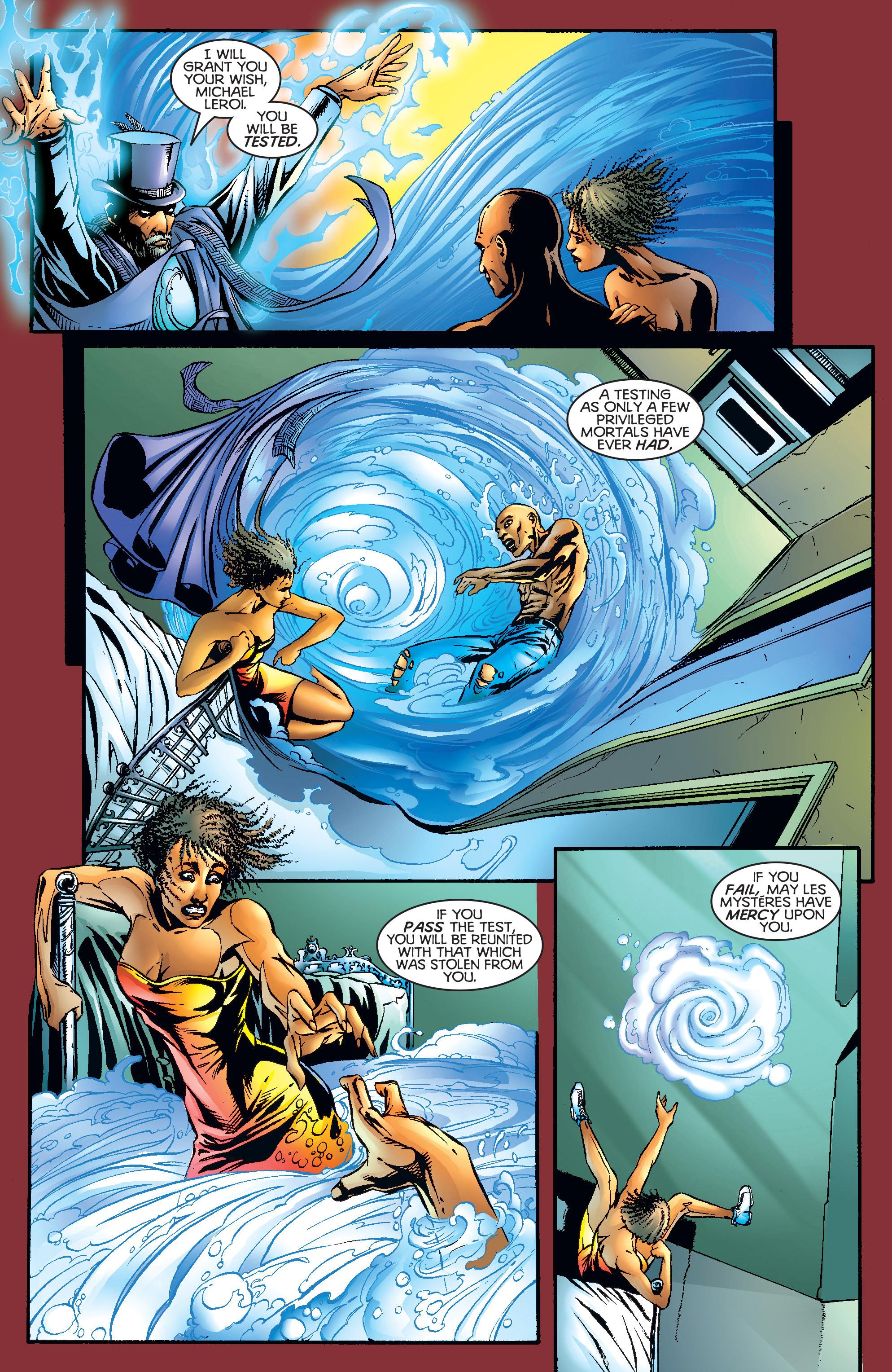 Read online Shadowman (1997) comic -  Issue #17 - 13